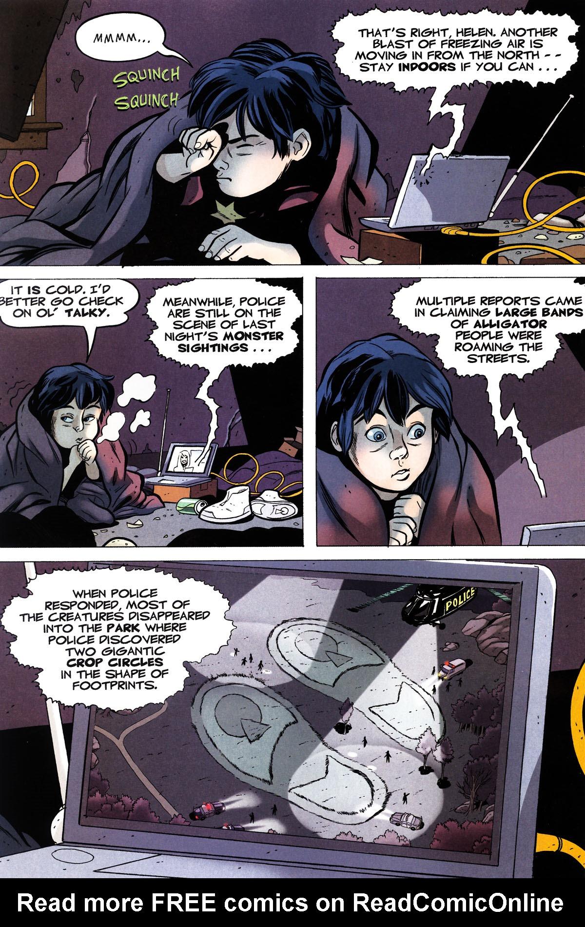 Read online Shazam!: The Monster Society of Evil comic -  Issue #2 - 5
