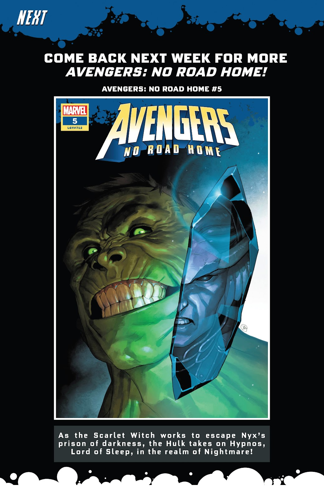 Read online Avengers No Road Home comic -  Issue #4 - 25