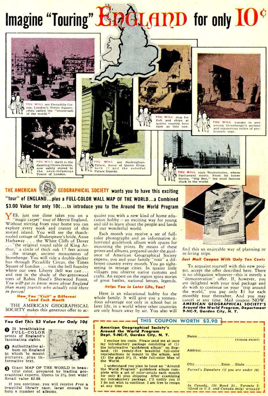 Read online Adventure Comics (1938) comic -  Issue #264 - 36