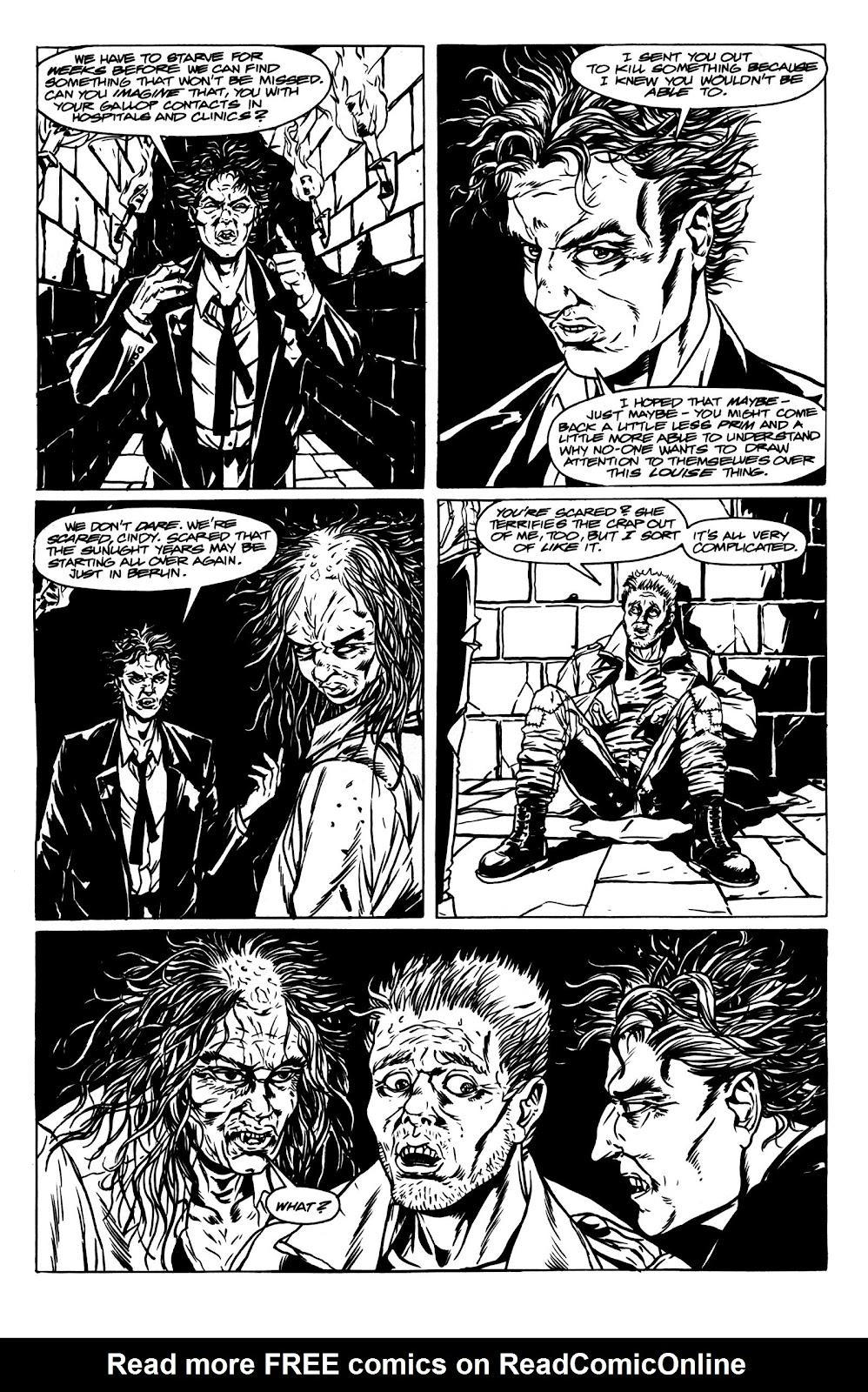 Read online Sugarvirus comic -  Issue # Full - 40
