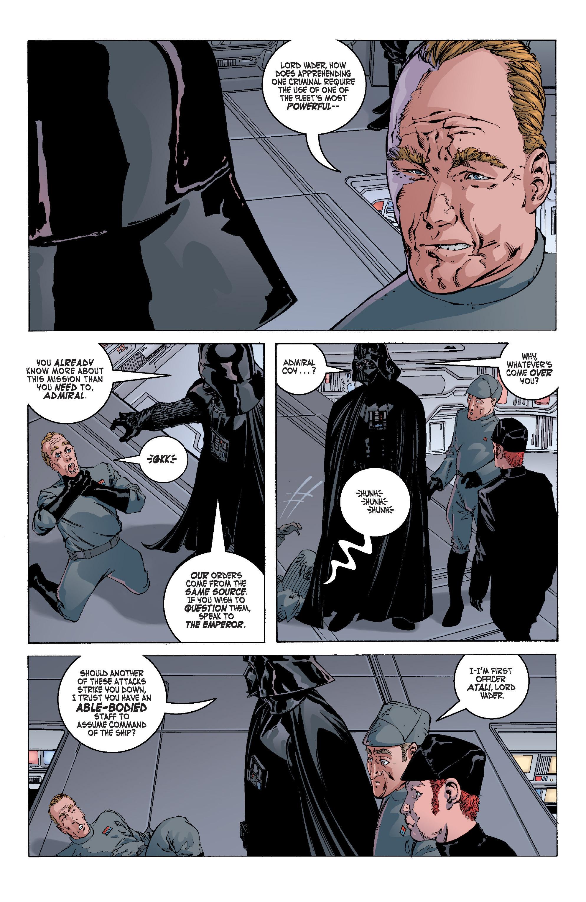 Read online Star Wars Omnibus comic -  Issue # Vol. 17 - 22