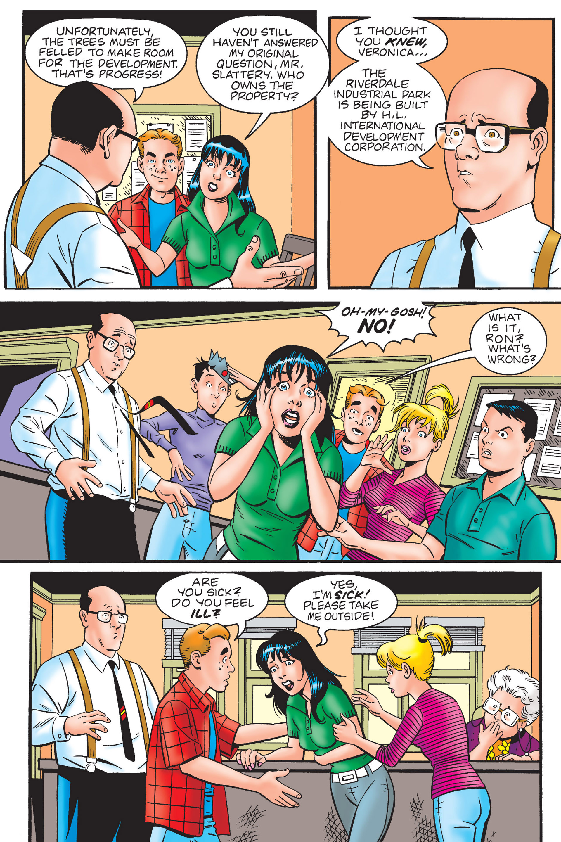 Read online Archie's New Look Series comic -  Issue #4 - 24