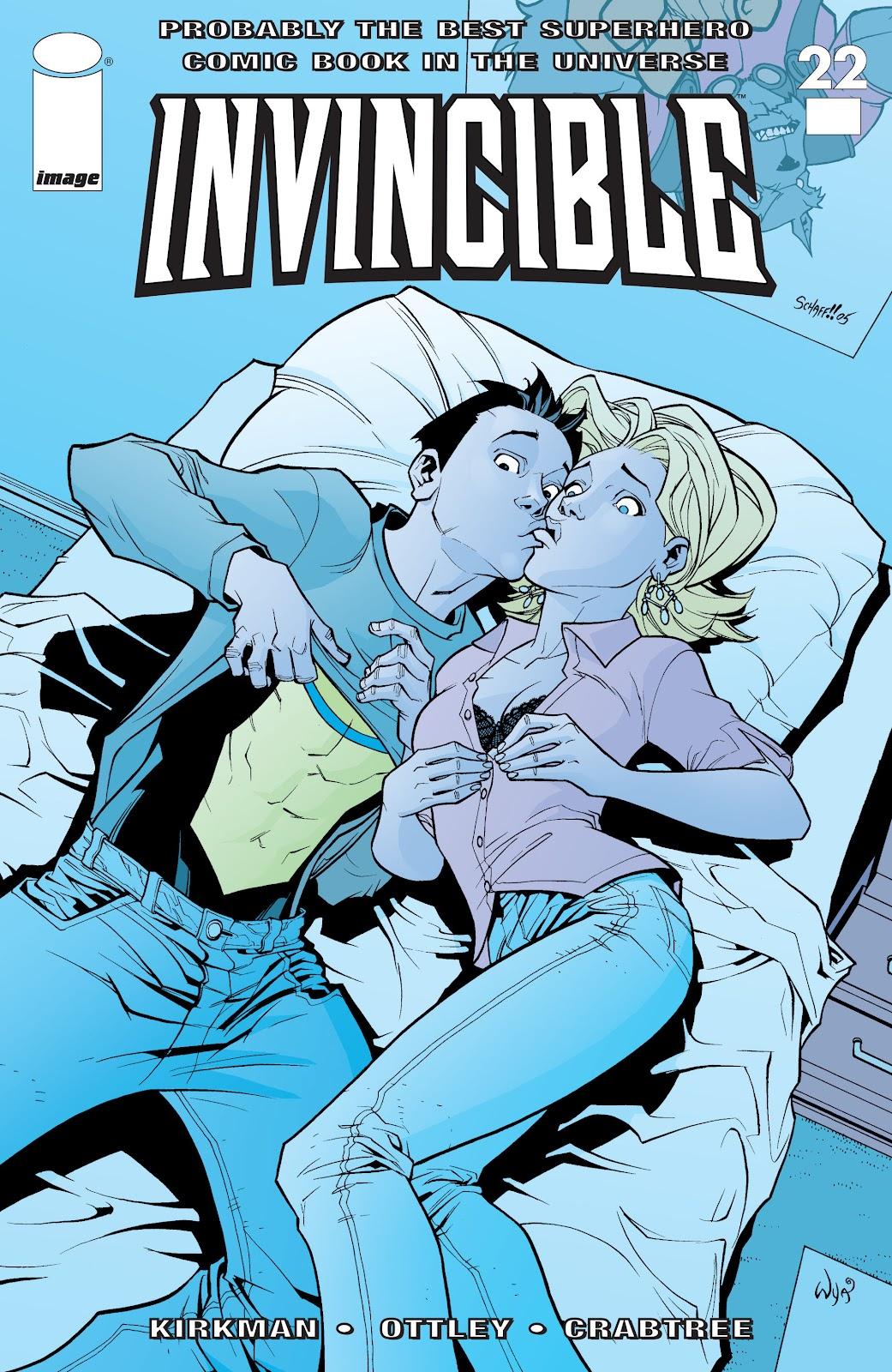 Invincible (2003) 22 Page 1