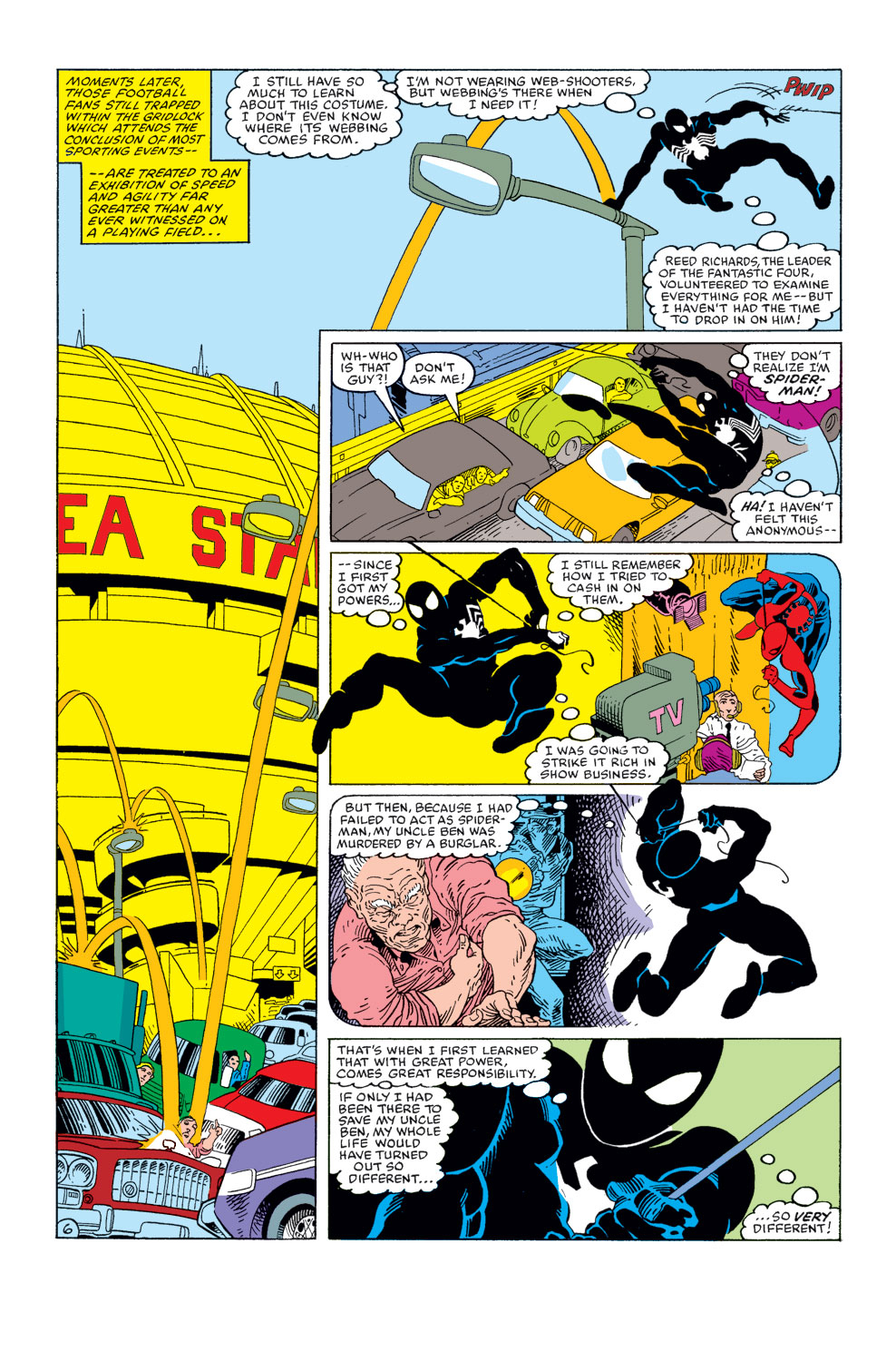 The Amazing Spider-Man (1963) 253 Page 6