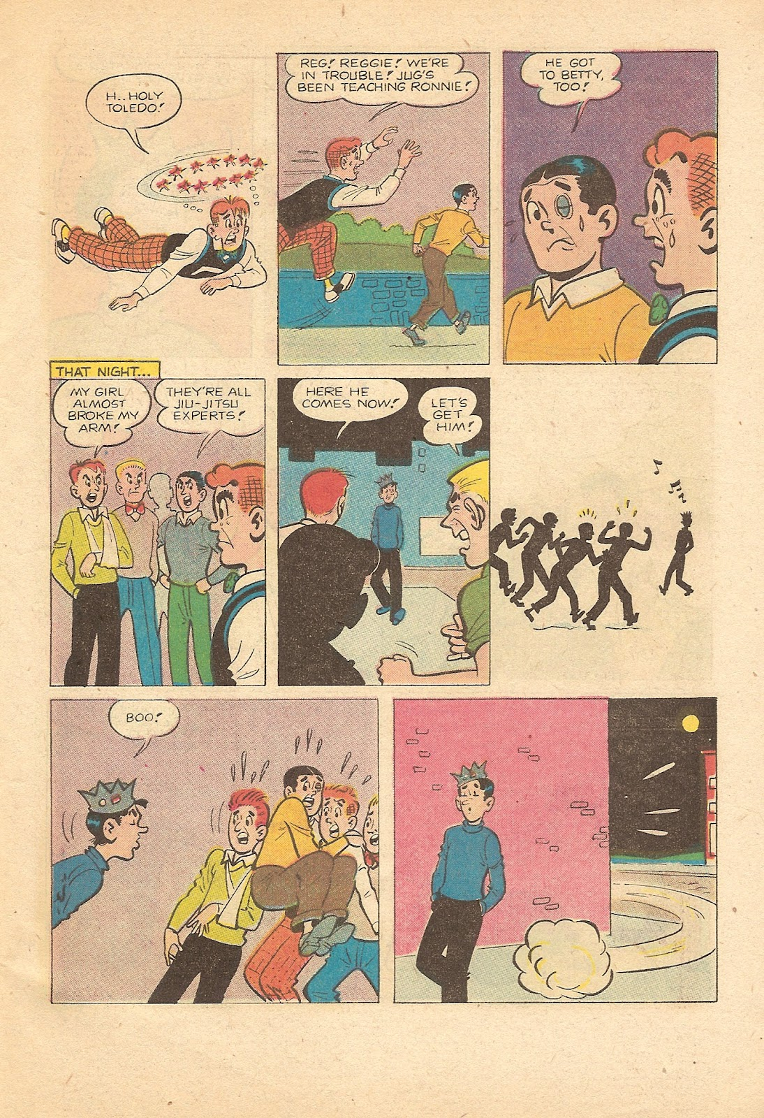 Archie Comics issue 088 - Page 7