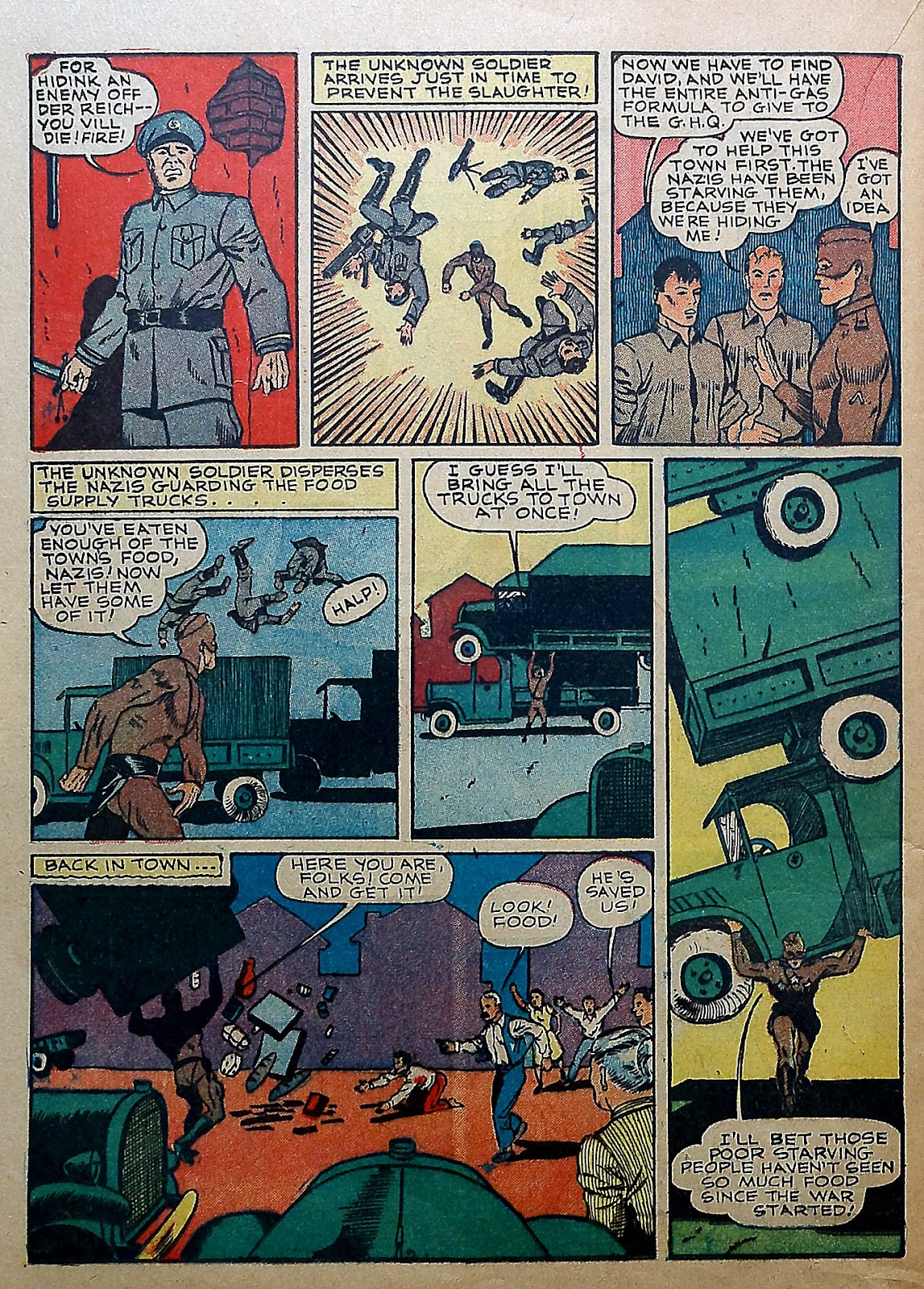 Our Flag Comics issue 5 - Page 41