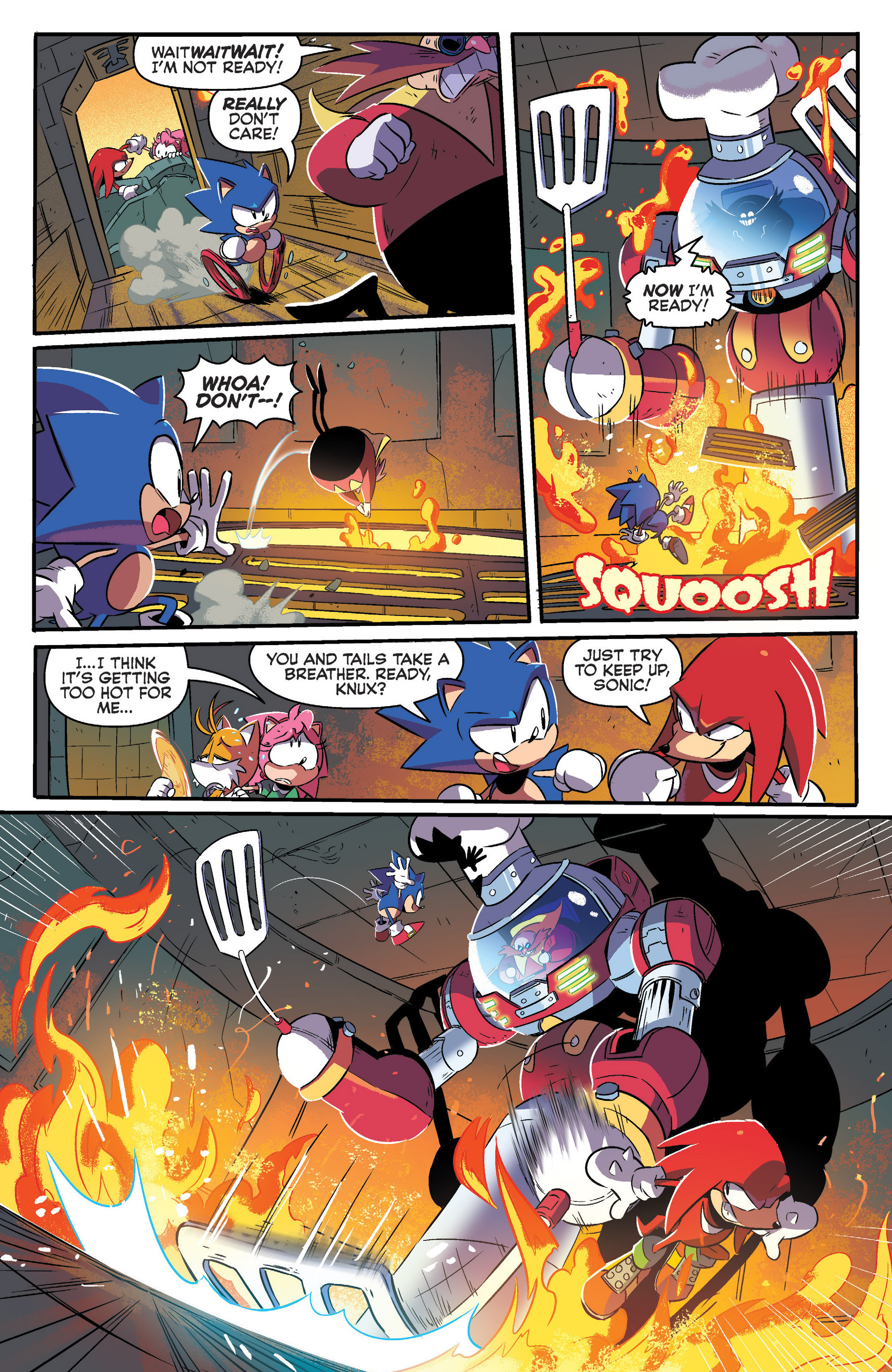 Read online Sonic: Mega Drive - The Next Level comic -  Issue # Full - 20