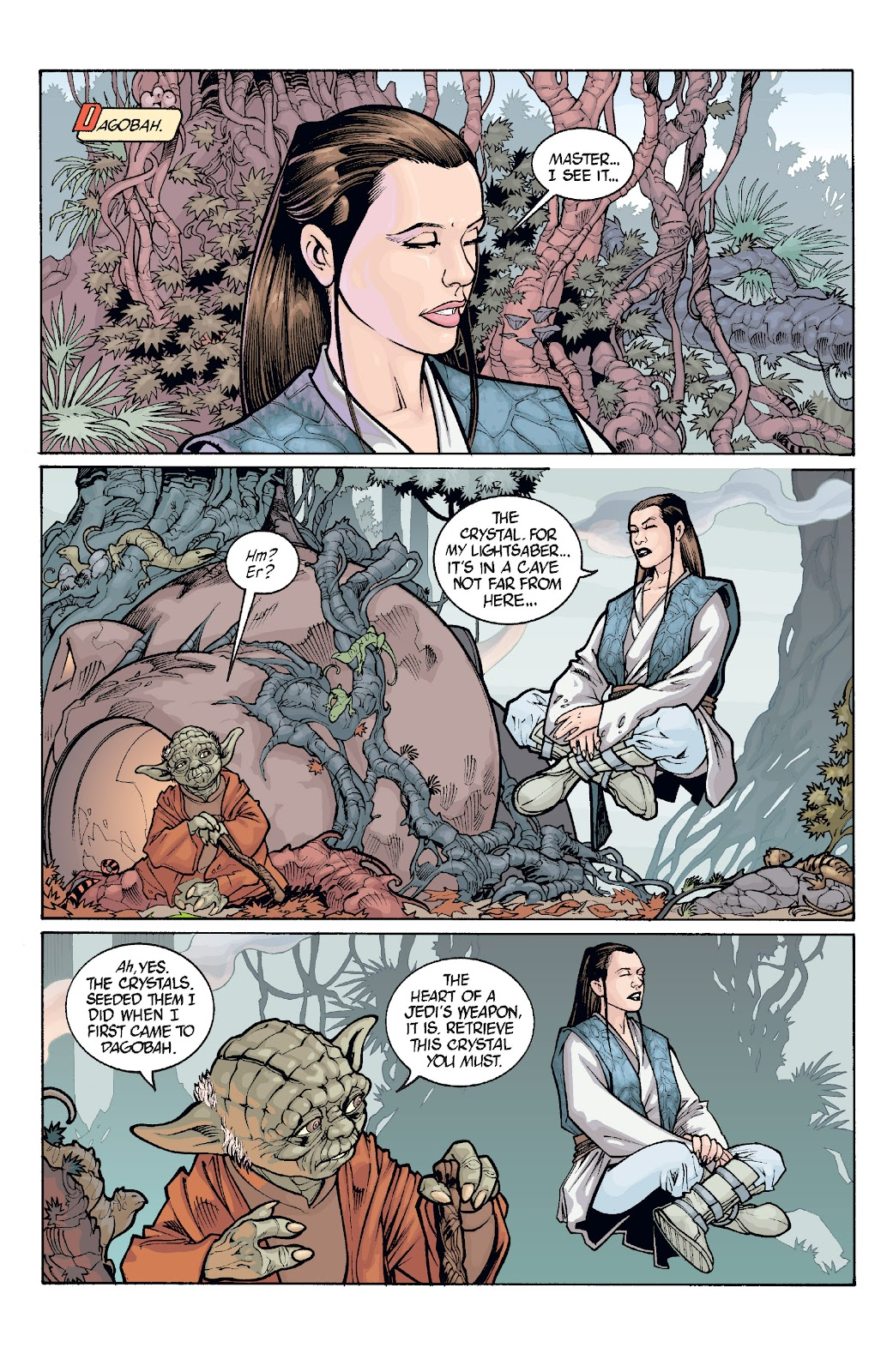 Read online Star Wars Legends: Infinities - Epic Collection comic -  Issue # TPB (Part 2) - 73