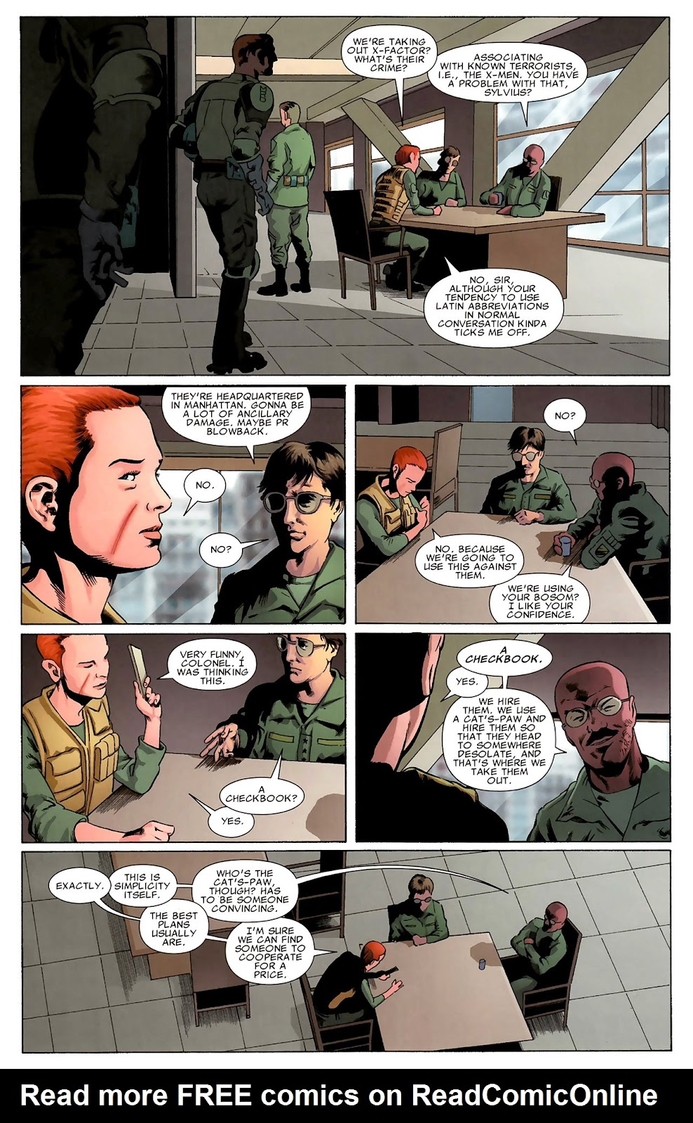 Read online X-Men: Second Coming Revelations comic -  Issue # TPB (Part 2) - 60