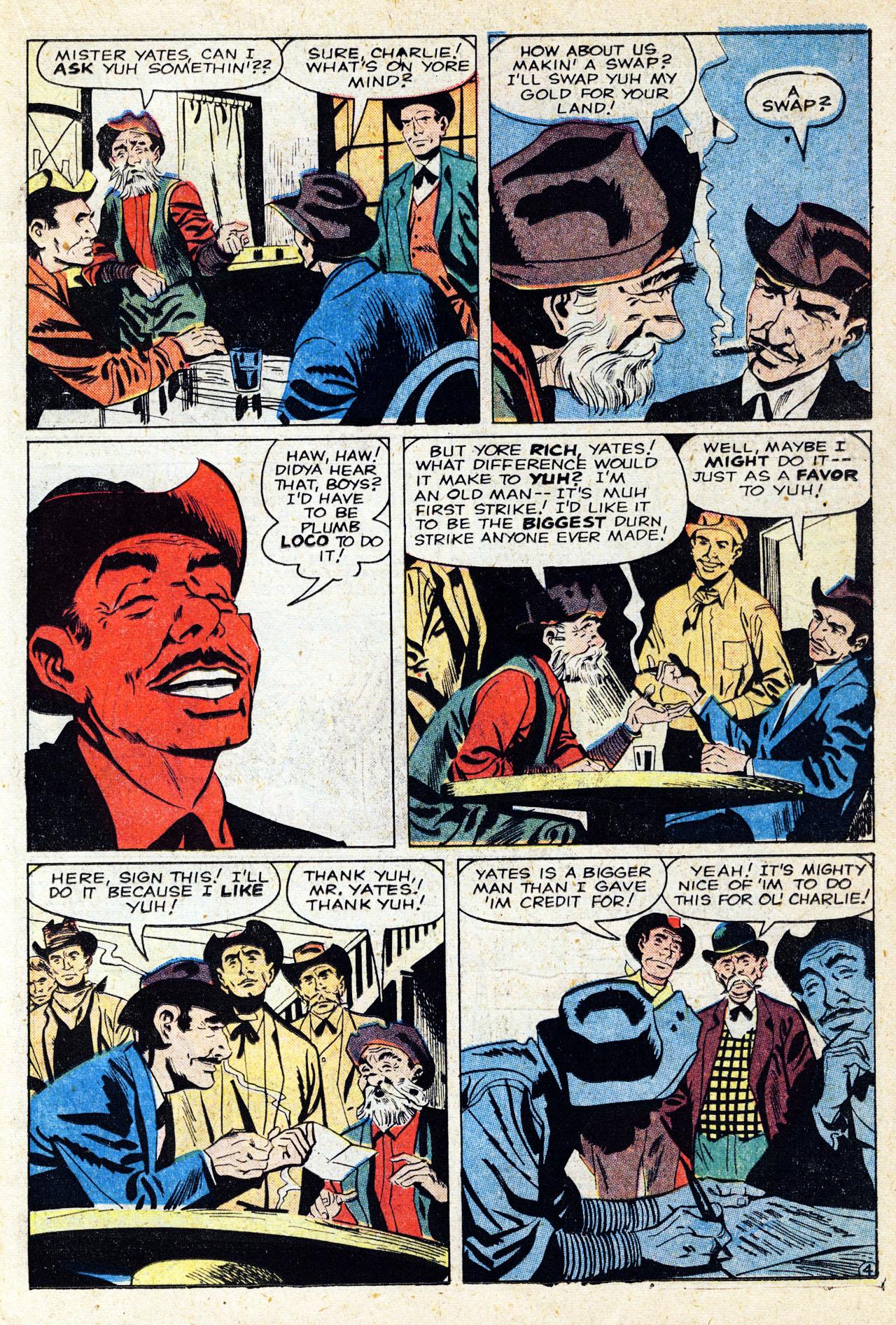Read online Two-Gun Kid comic -  Issue #59 - 23