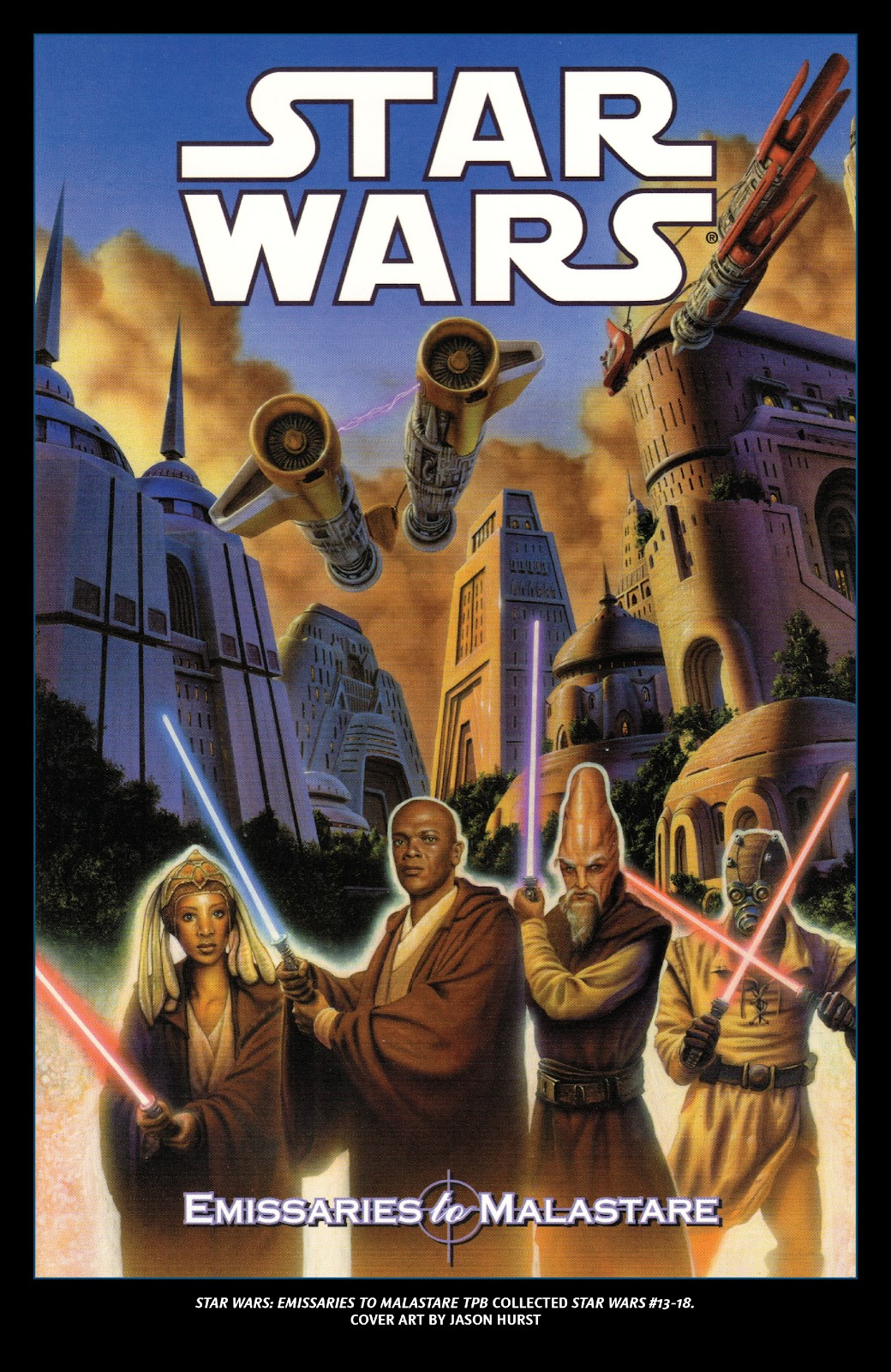 Read online Star Wars Legends Epic Collection: The Menace Revealed comic -  Issue # TPB (Part 5) - 73