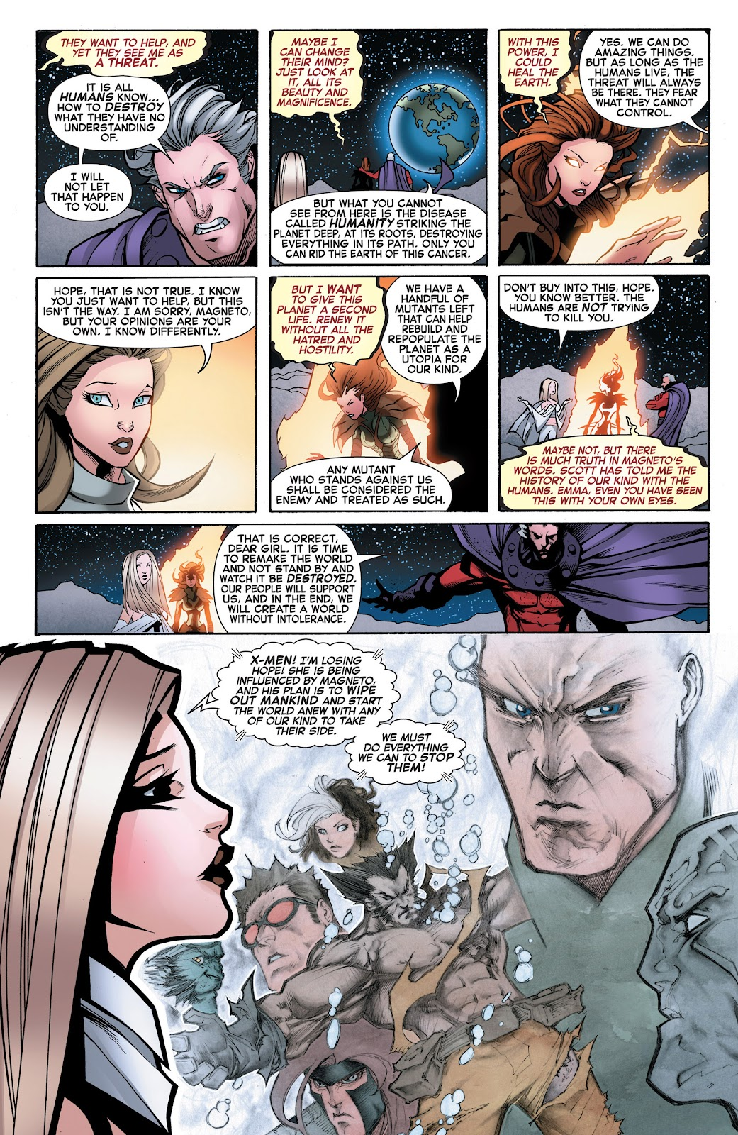 Read online What If? AvX comic -  Issue #3 - 6