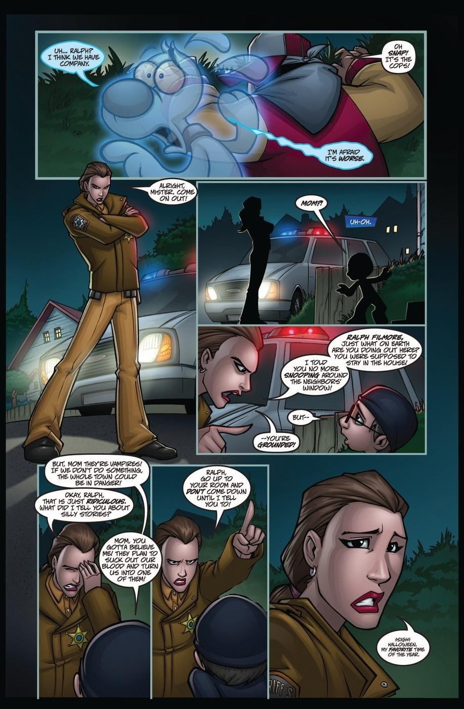 Read online Ralph Filmore comic -  Issue # Full - 13