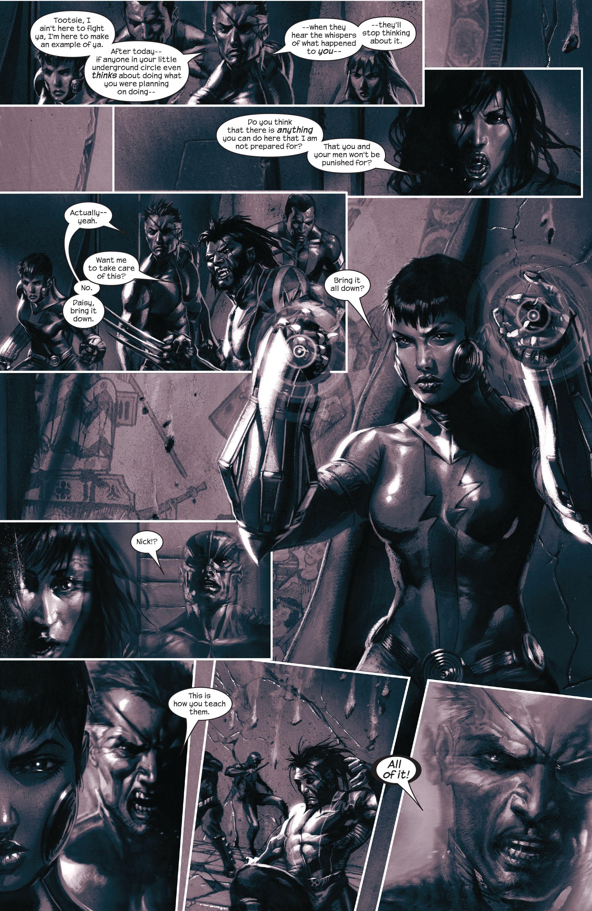 Read online Secret War comic -  Issue # Full - 111