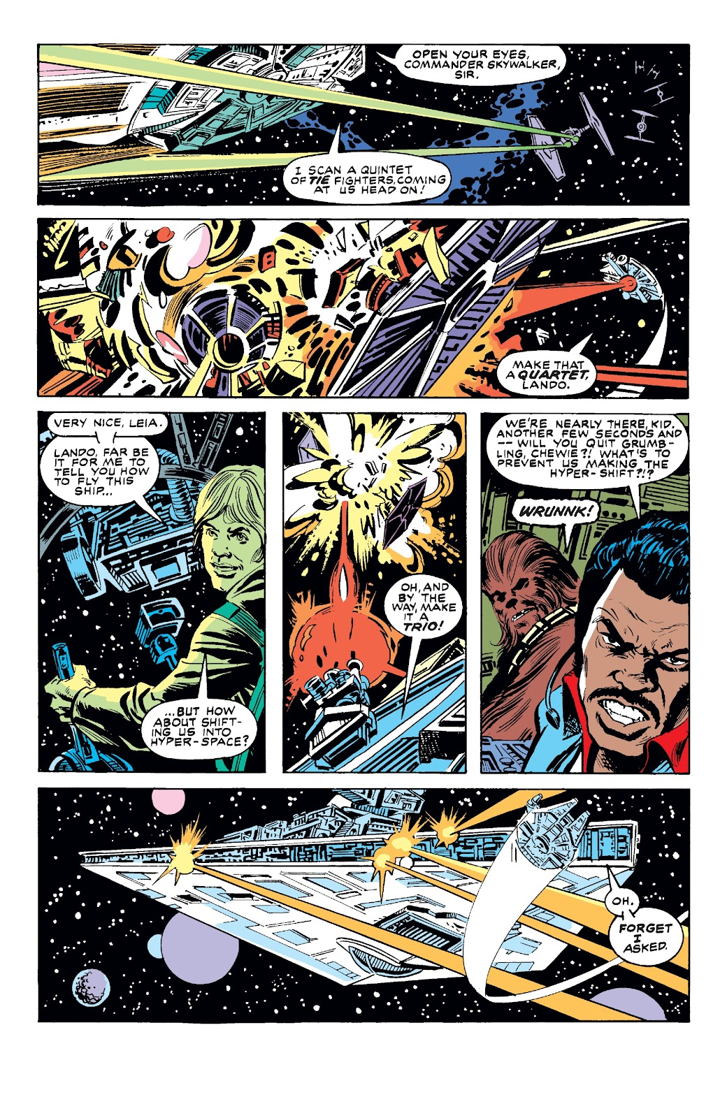 Read online Star Wars Legends: The Original Marvel Years - Epic Collection comic -  Issue # TPB 3 (Part 4) - 52