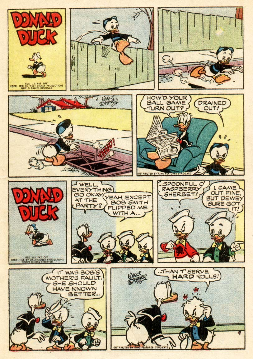 Walt Disney's Comics and Stories issue 192 - Page 25