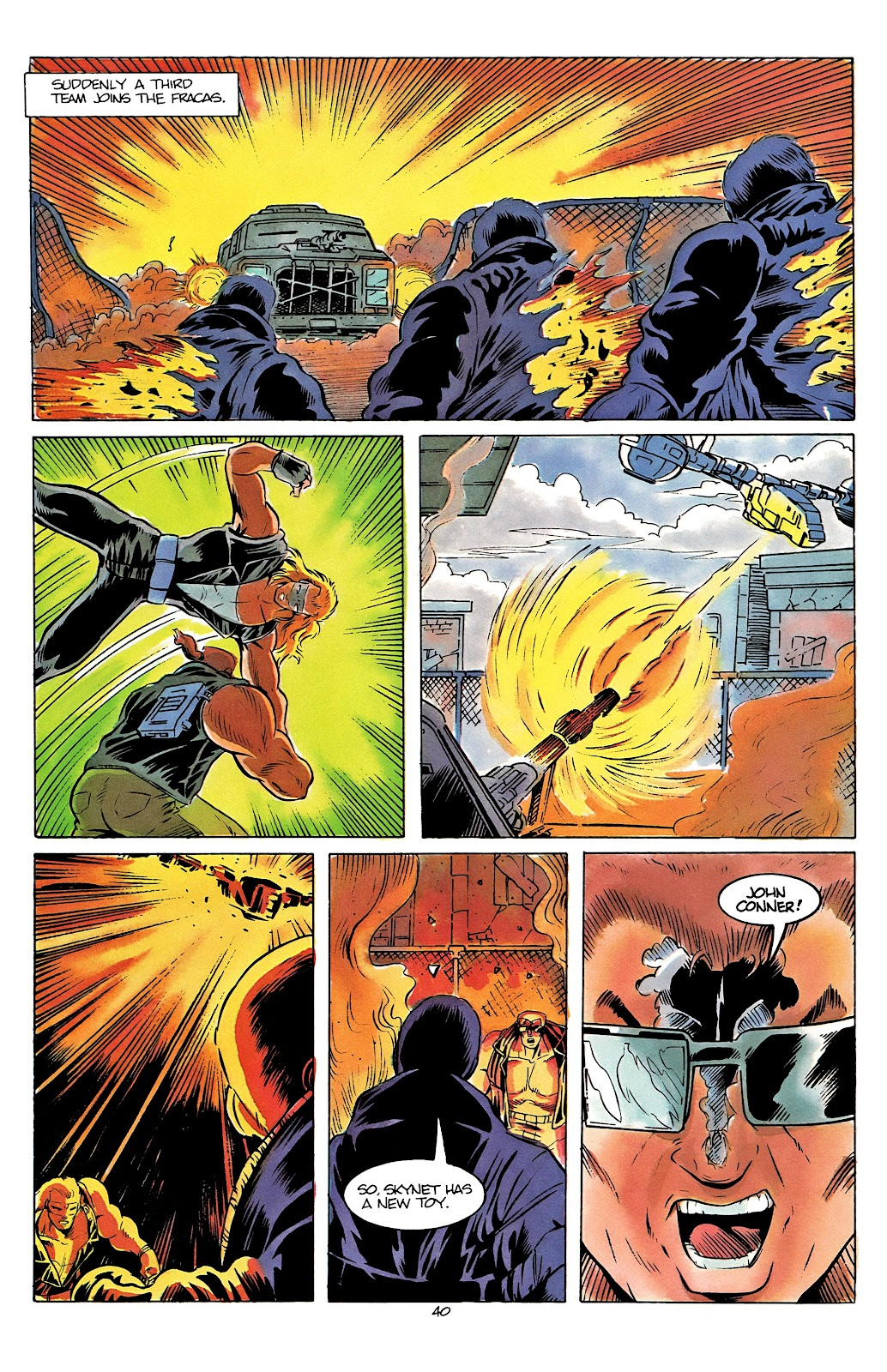 The Terminator (1988) issue 12 - Page 45