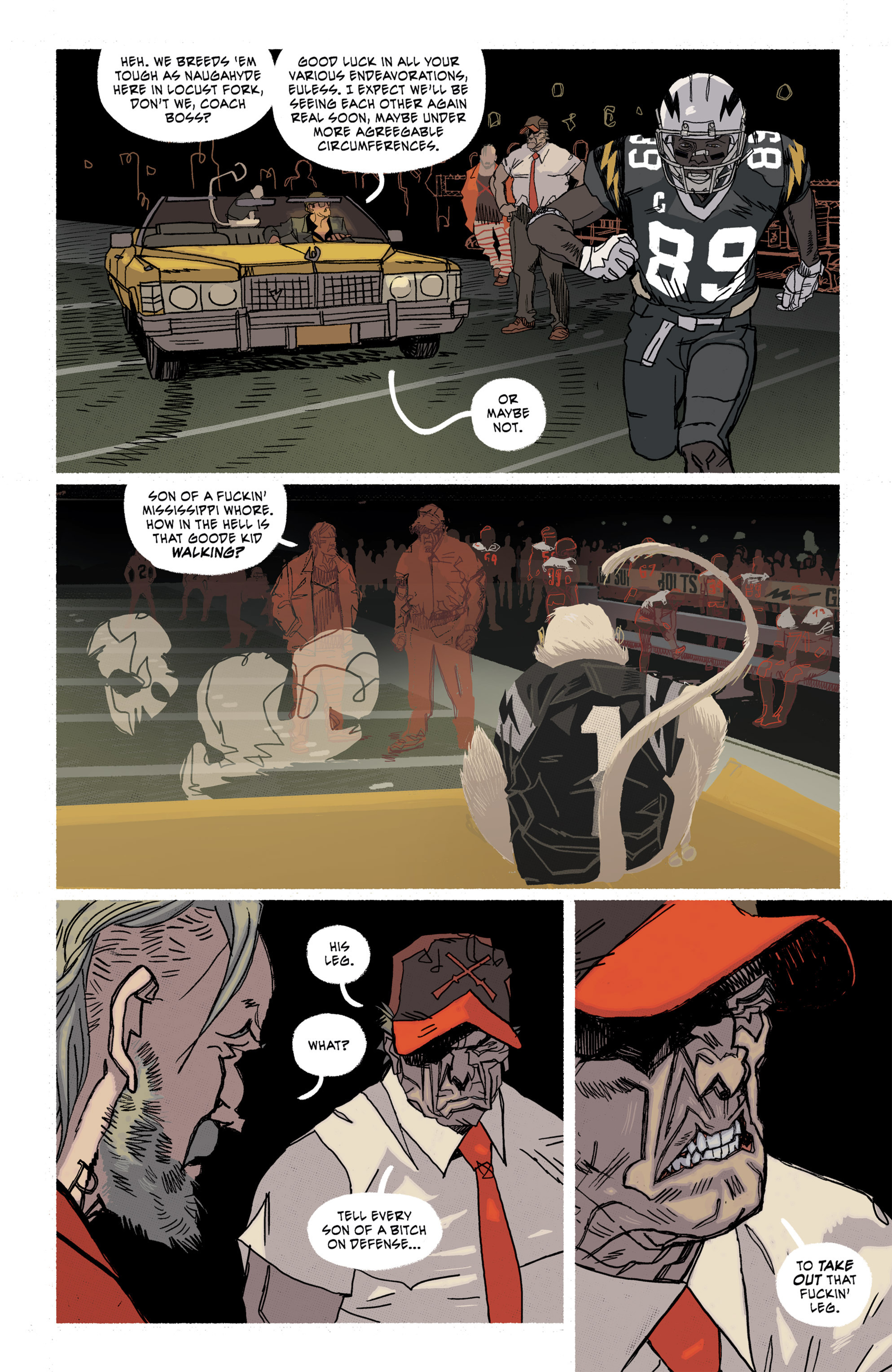 Read online Southern Bastards comic -  Issue #16 - 21