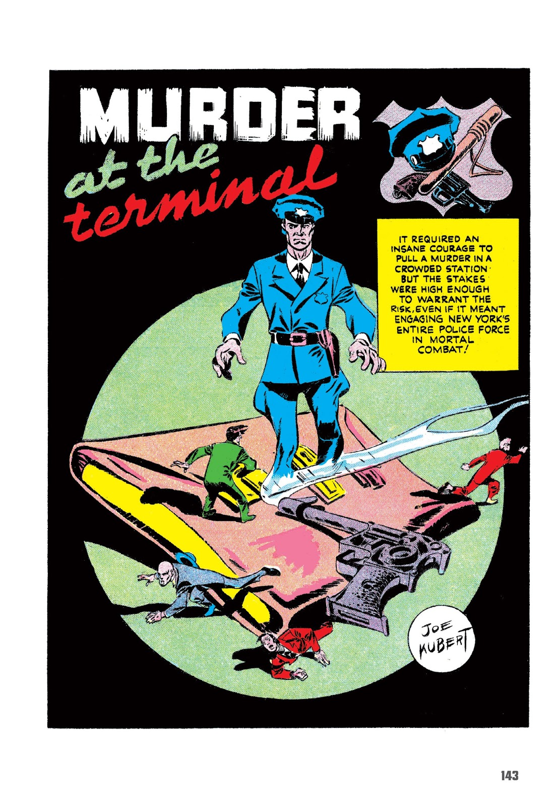 Read online The Joe Kubert Archives comic -  Issue # TPB (Part 2) - 54