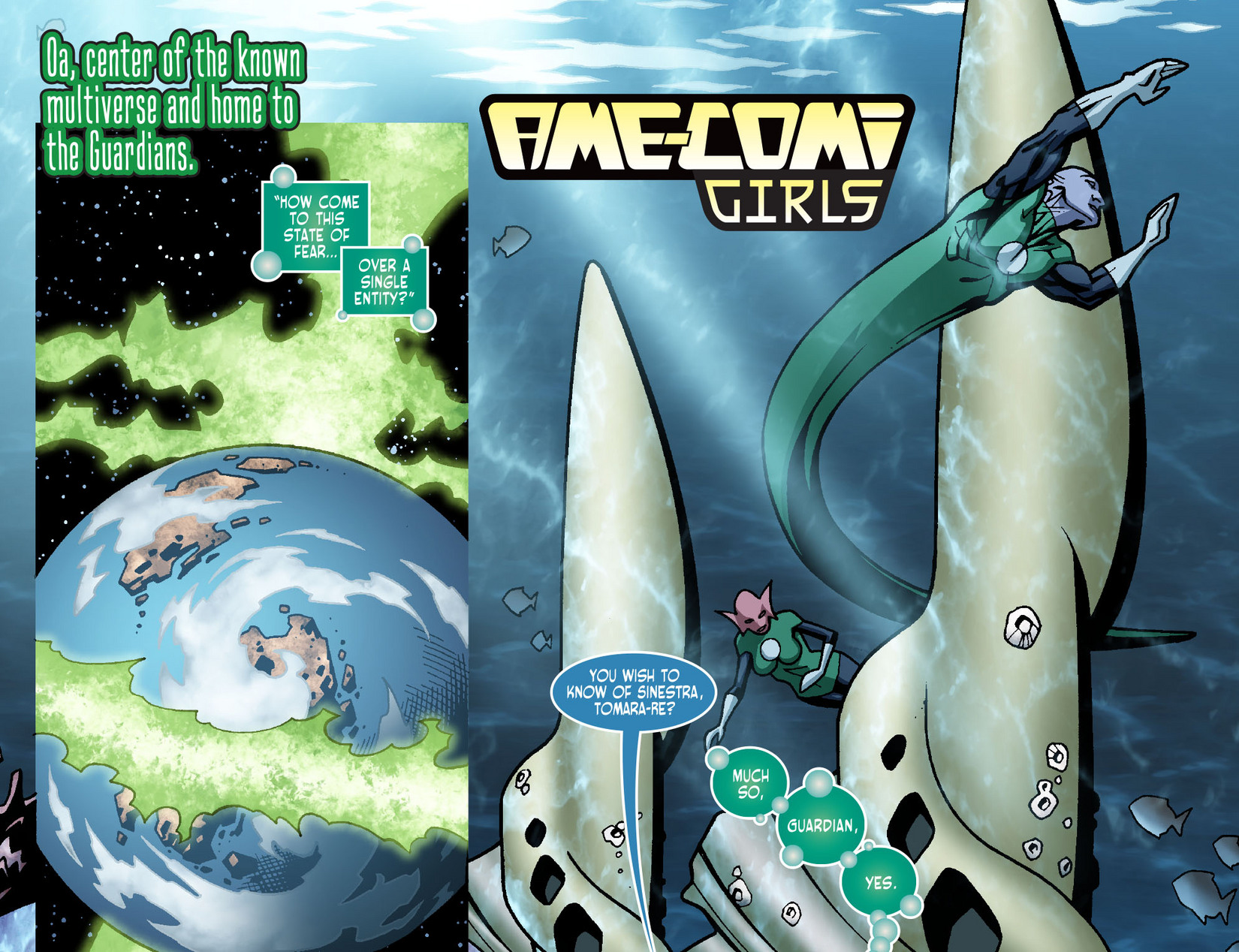 Read online Ame-Comi Girls comic -  Issue #12 - 3