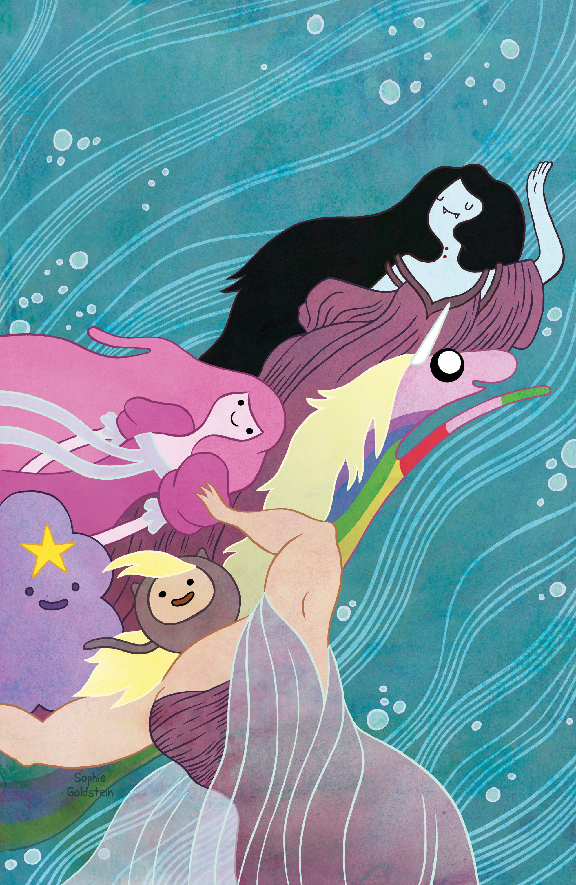 Read online Adventure Time comic -  Issue #16 - 3