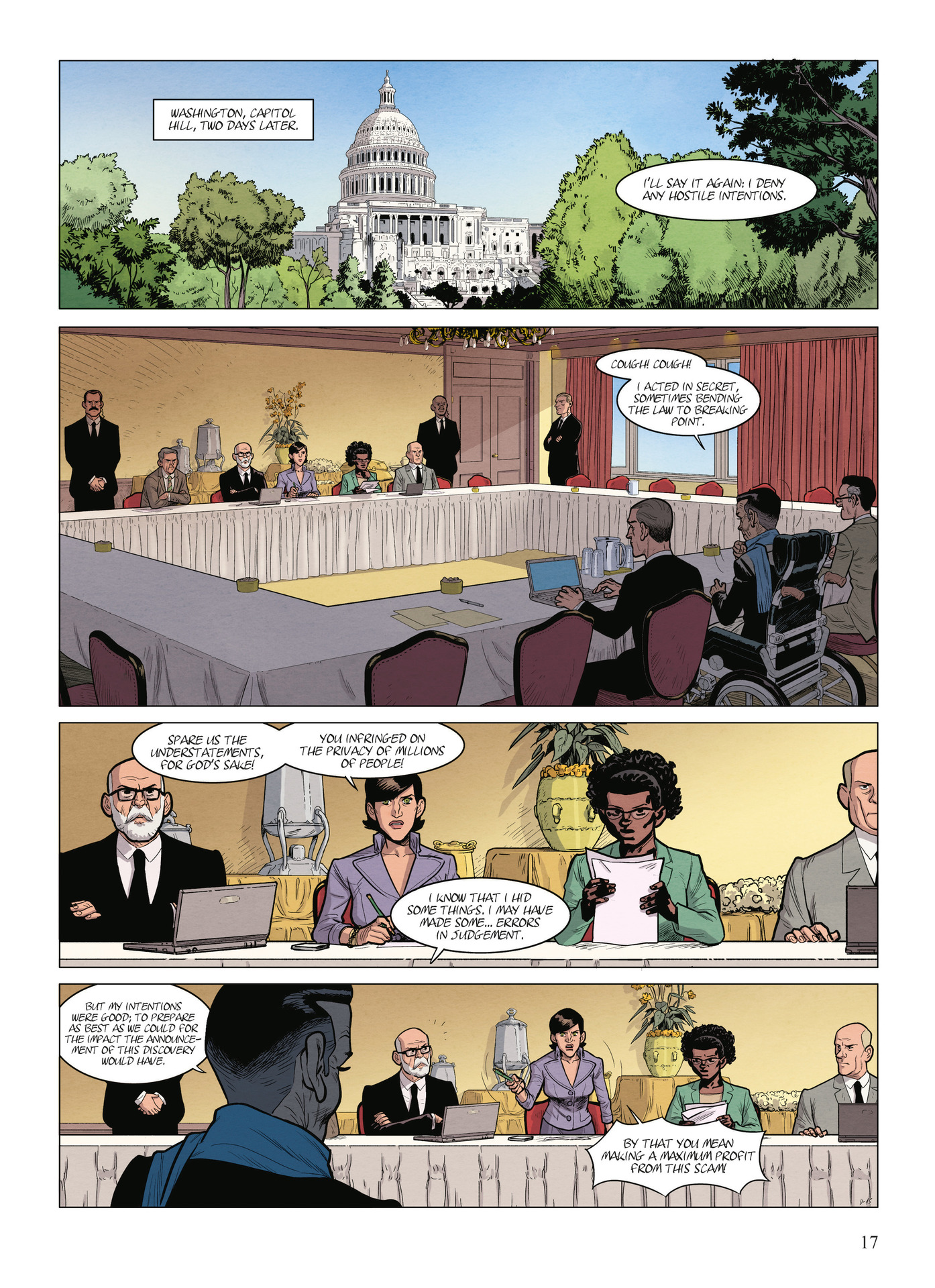 Read online Alter Ego comic -  Issue #9 - 19