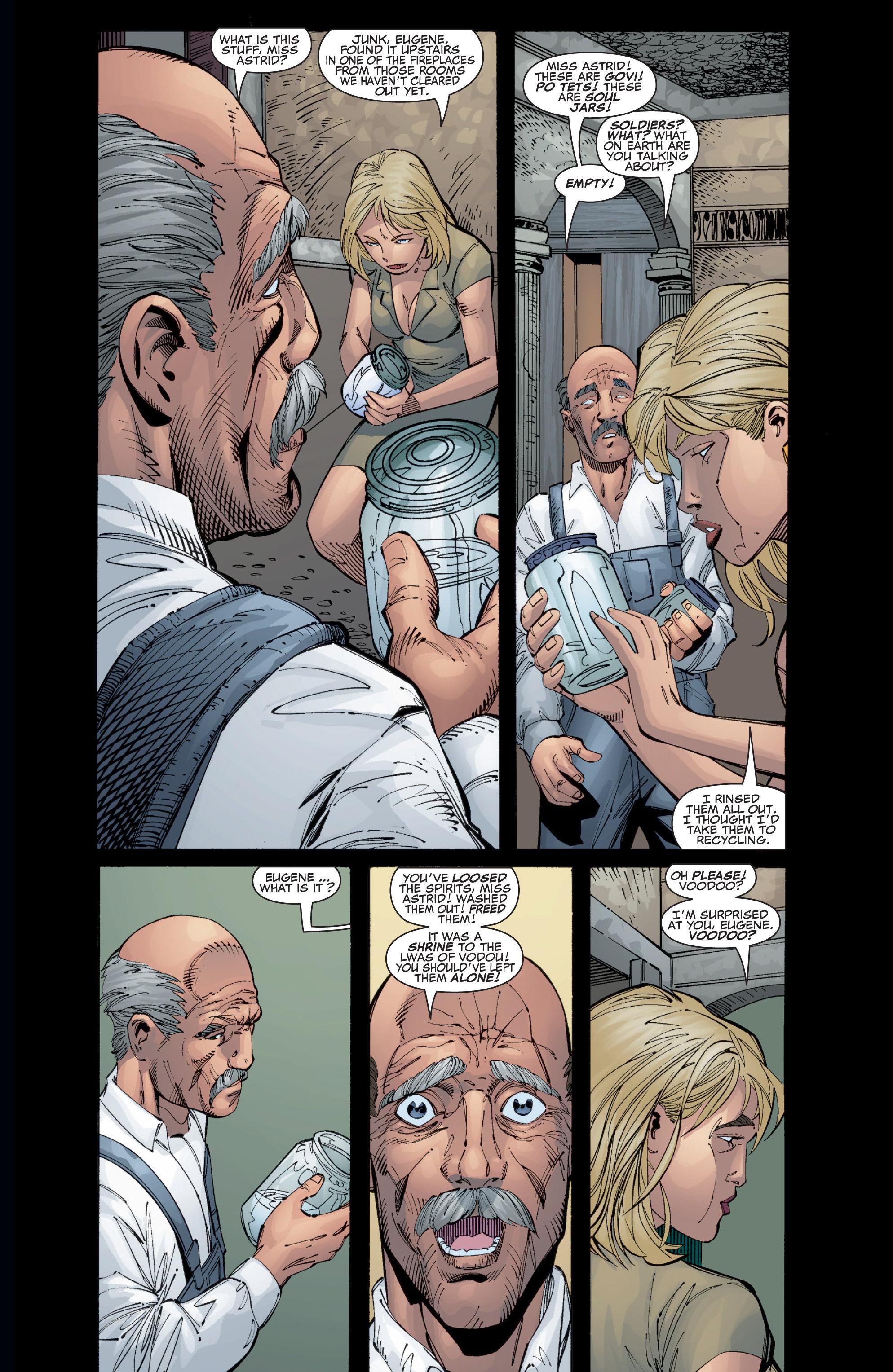 Read online Shadowman (1999) comic -  Issue #1 - 22