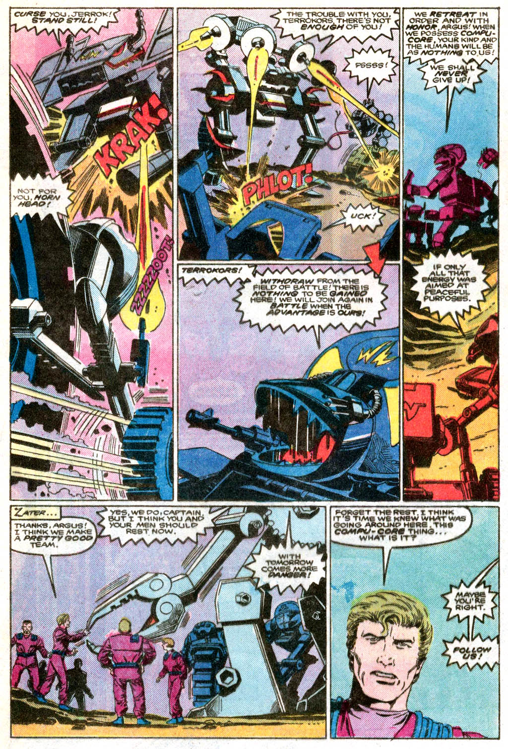 Read online Robotix comic -  Issue # Full - 13