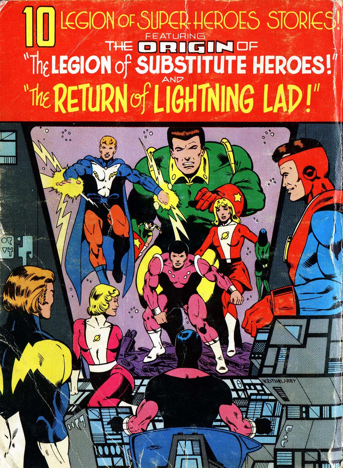 Read online Adventure Comics (1938) comic -  Issue #500 - 148