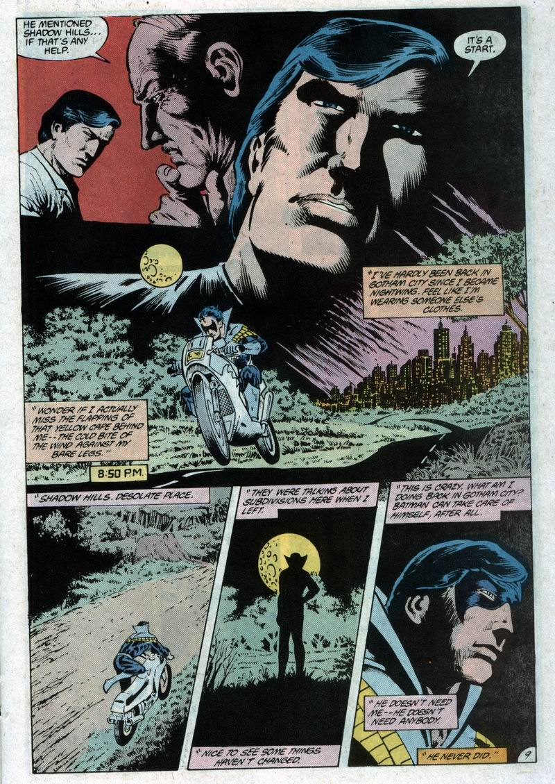 Teen Titans Spotlight issue 14 - Page 9