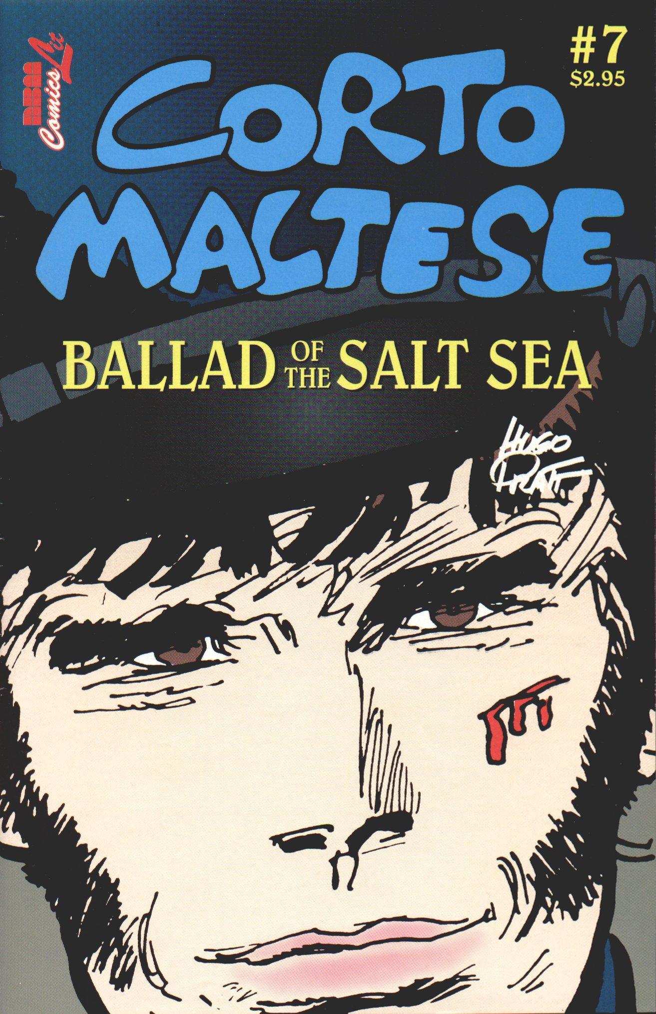 Corto Maltese: Ballad of the Salt Sea 7 Page 1