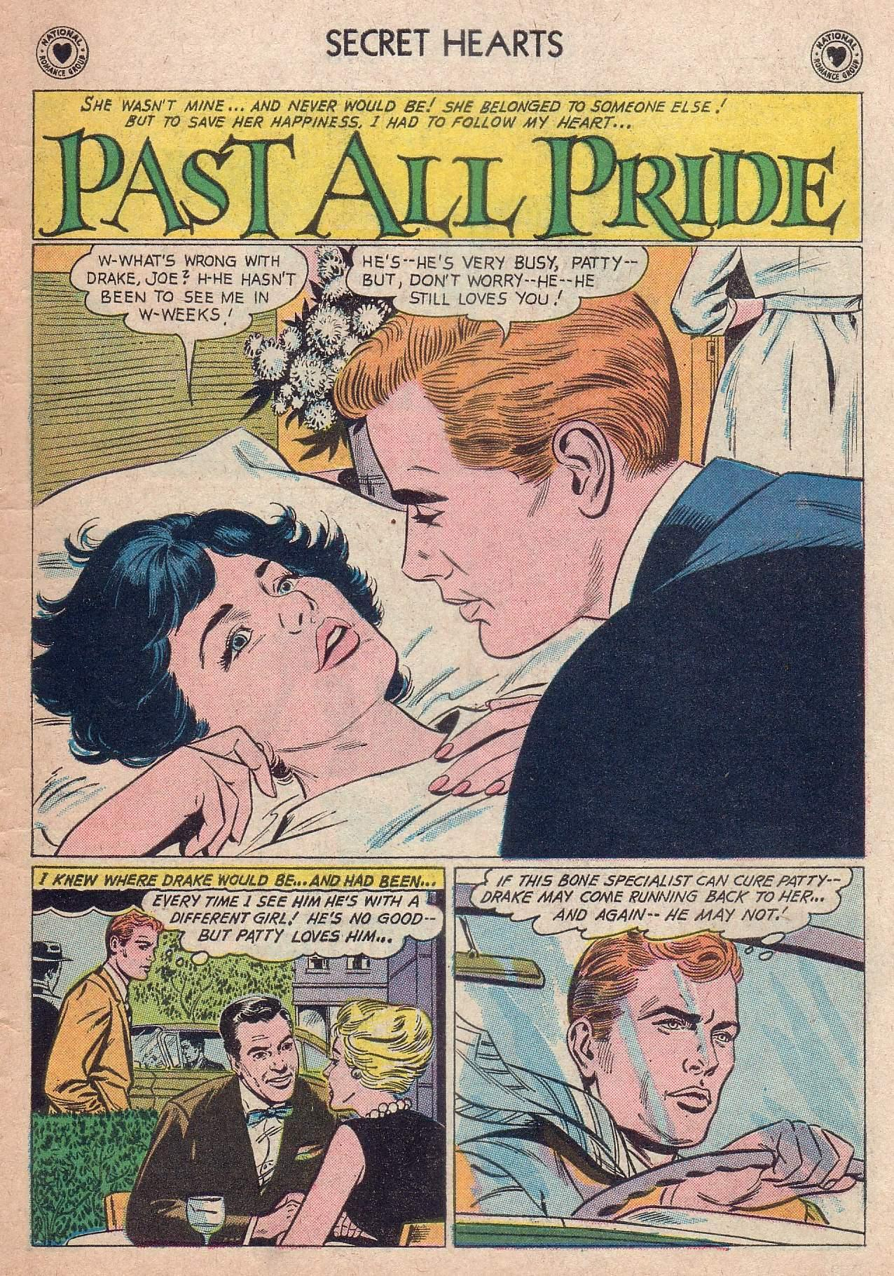 Read online Secret Hearts comic -  Issue #73 - 11