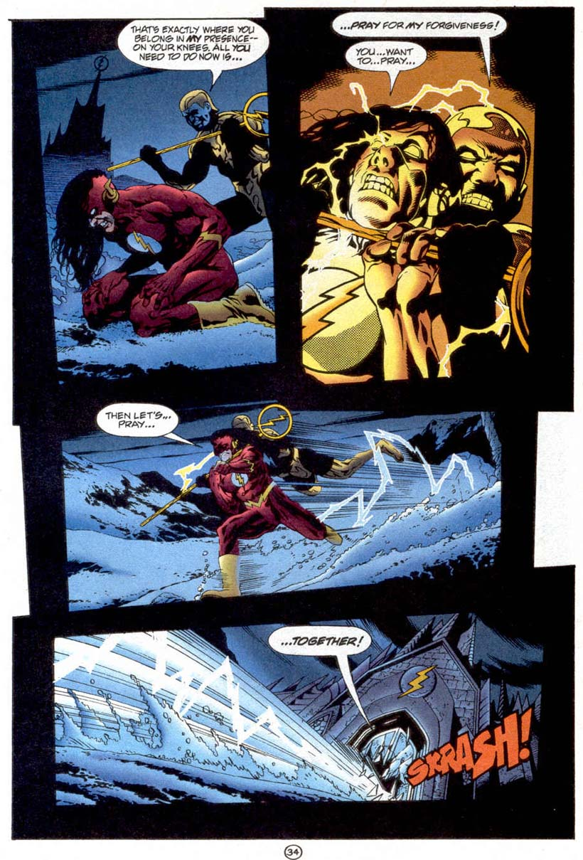 Read online The Flash (1987) comic -  Issue # _Annual 9 - 35