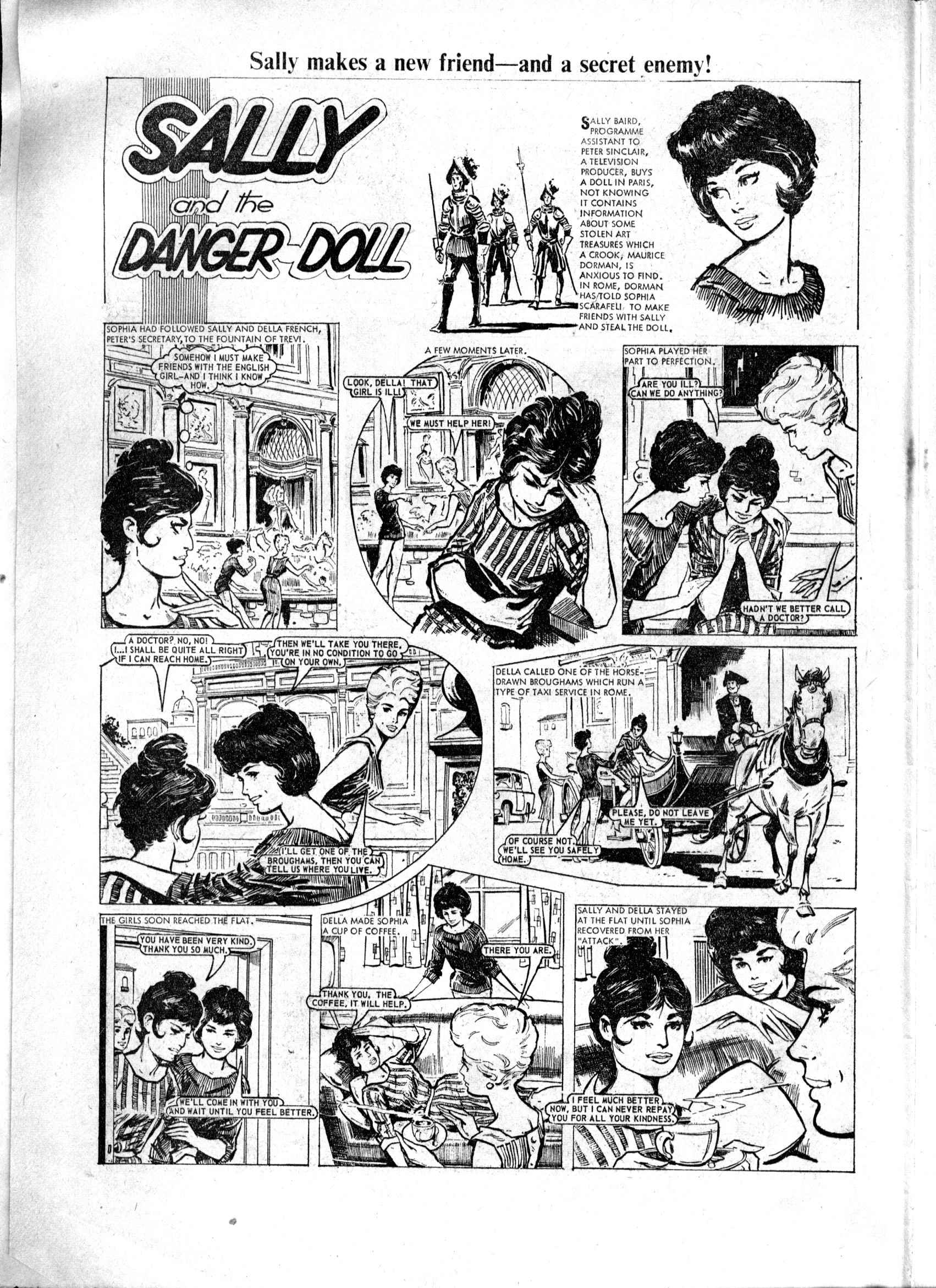 Read online Judy comic -  Issue #233 - 4