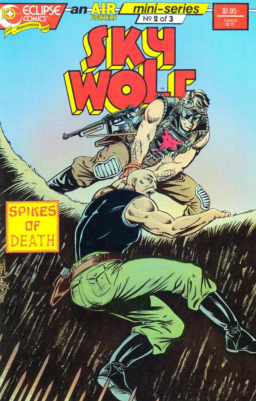 Skywolf 2 Page 1