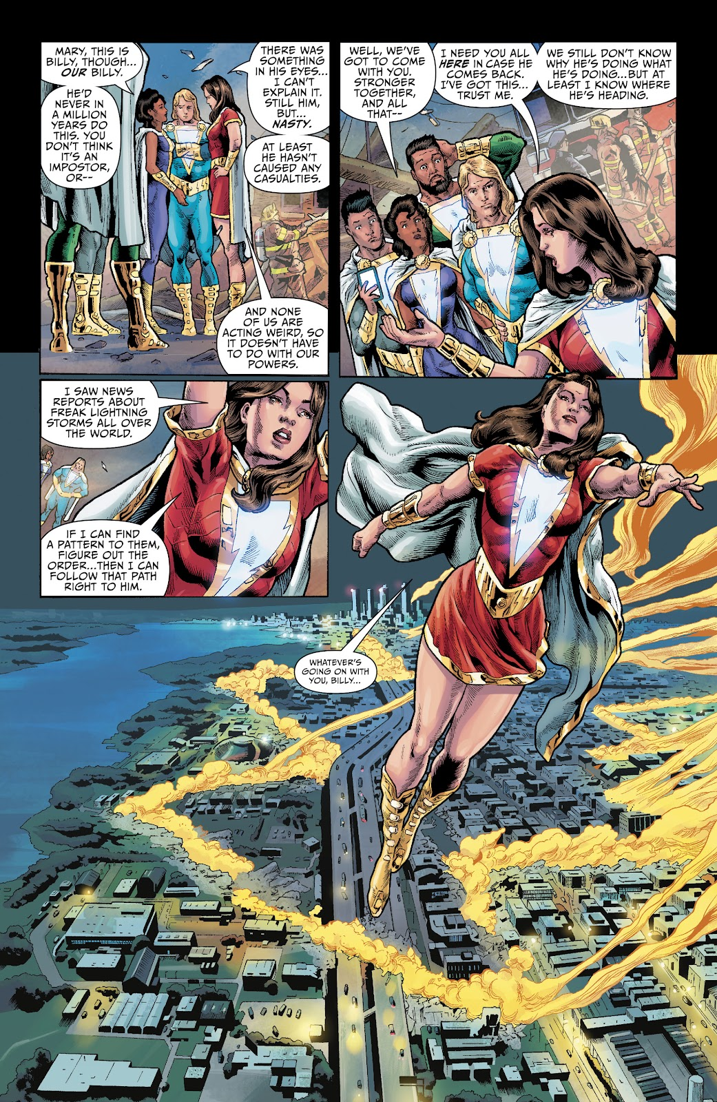 Read online The Infected: King Shazam comic -  Issue # Full - 10