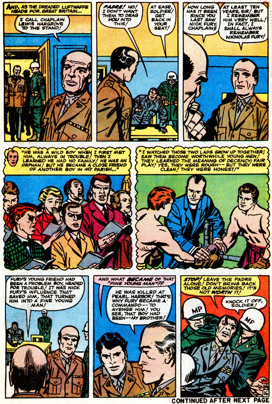 Read online Sgt. Fury comic -  Issue # _Special 5 - 57