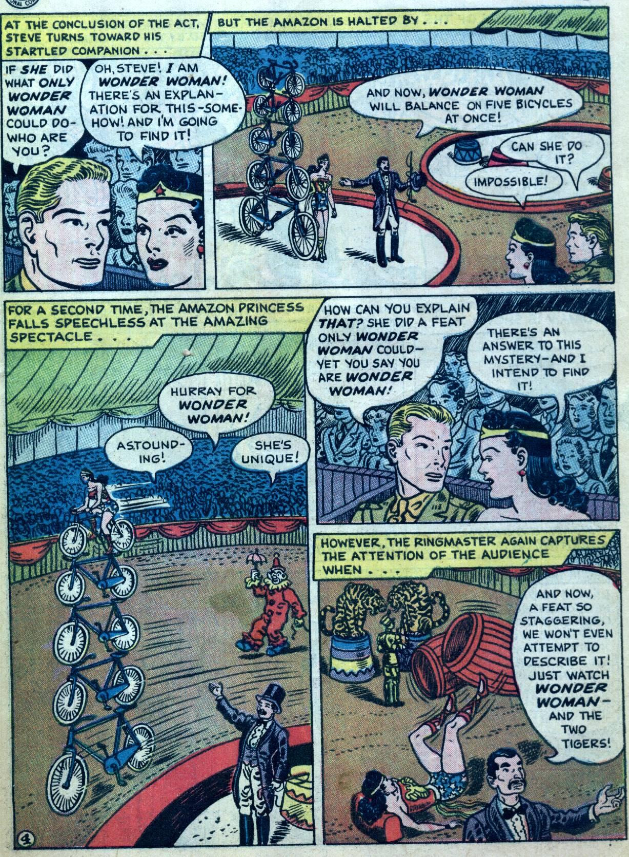 Read online Wonder Woman (1942) comic -  Issue #92 - 27