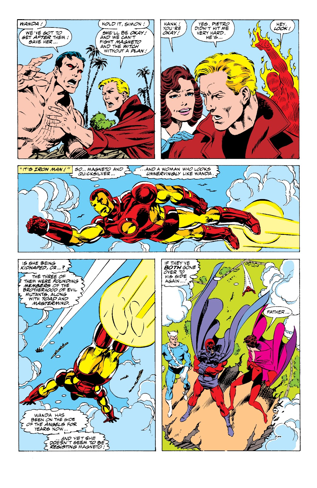 Avengers West Coast (1989) issue 57 - Page 8