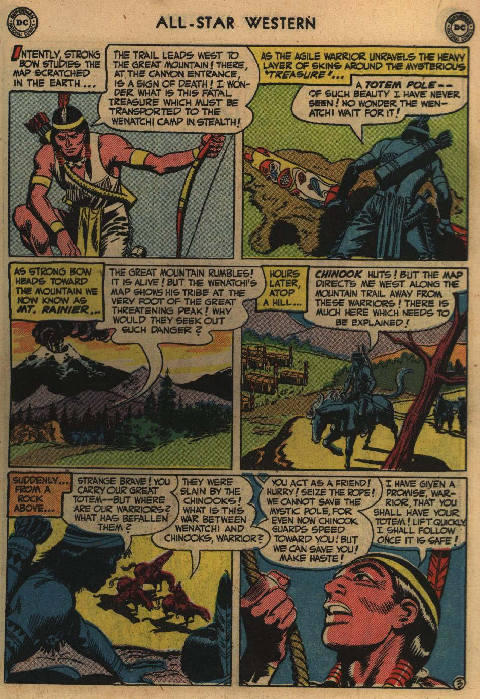 Read online All-Star Western (1951) comic -  Issue #60 - 41