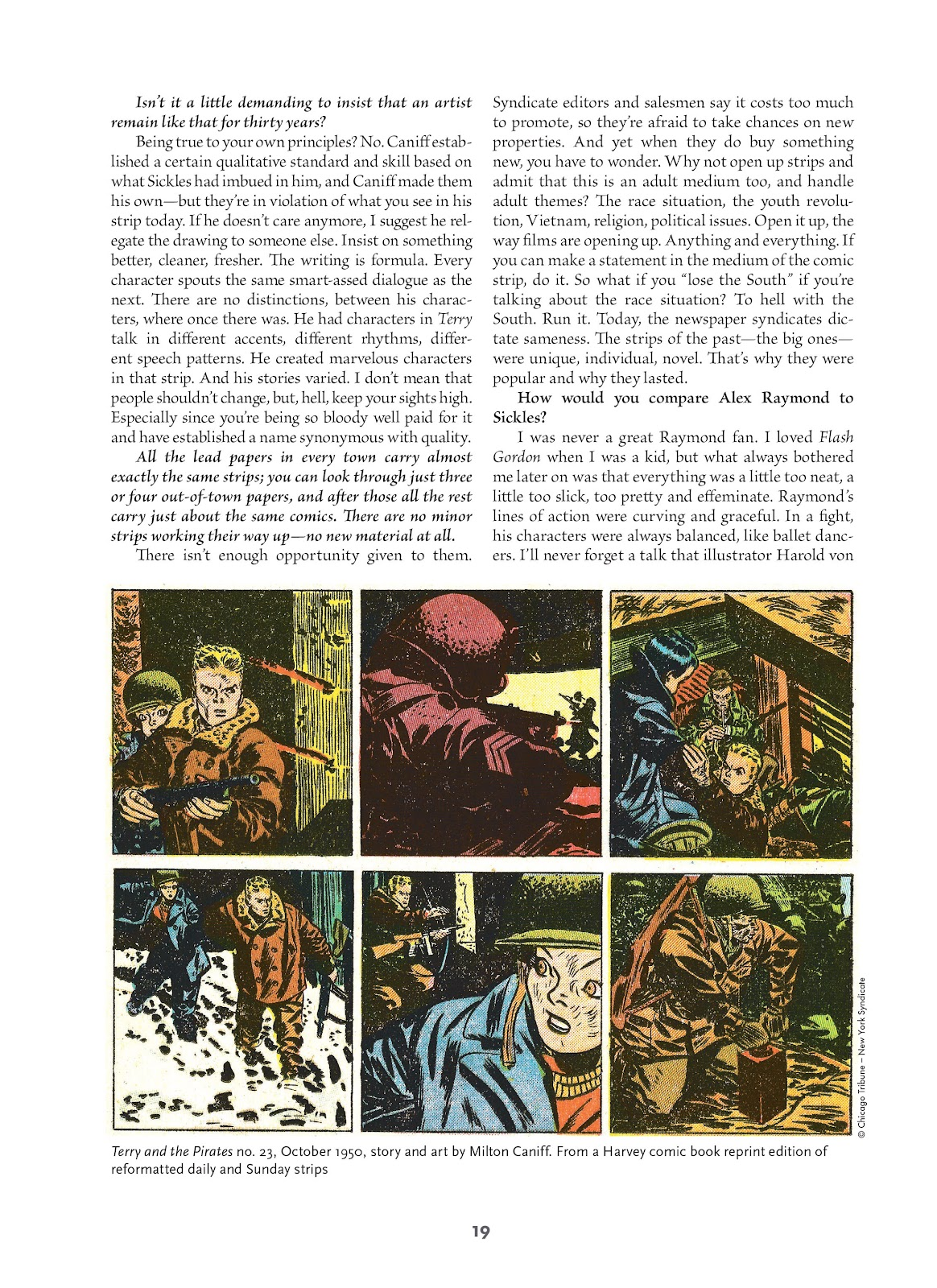 Read online Setting the Standard: Comics by Alex Toth 1952-1954 comic -  Issue # TPB (Part 1) - 18