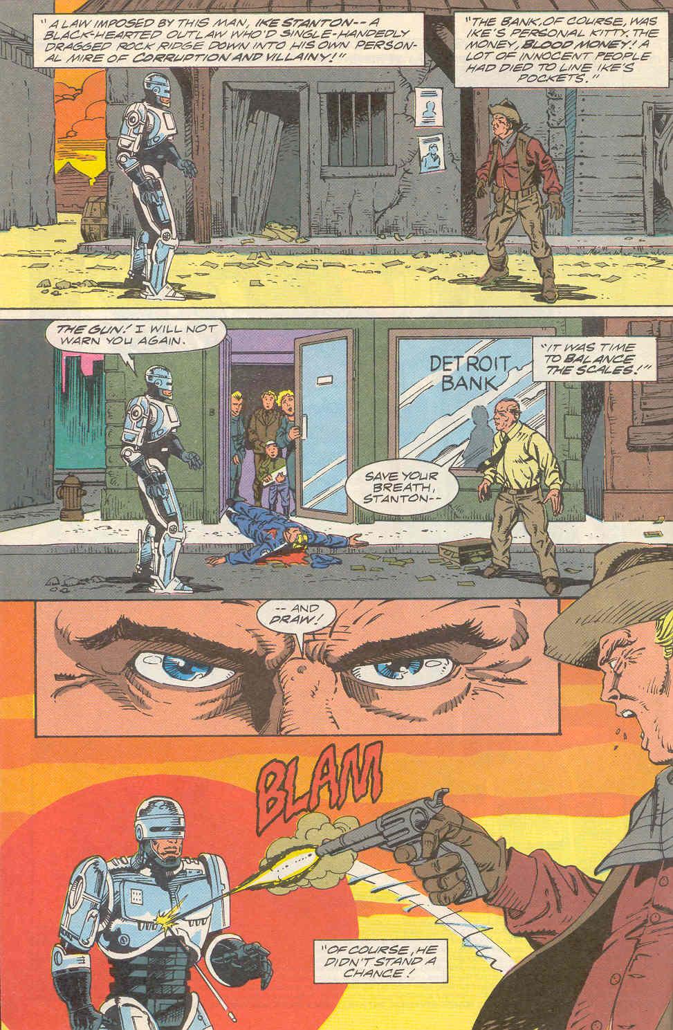 Read online Robocop (1990) comic -  Issue #16 - 3