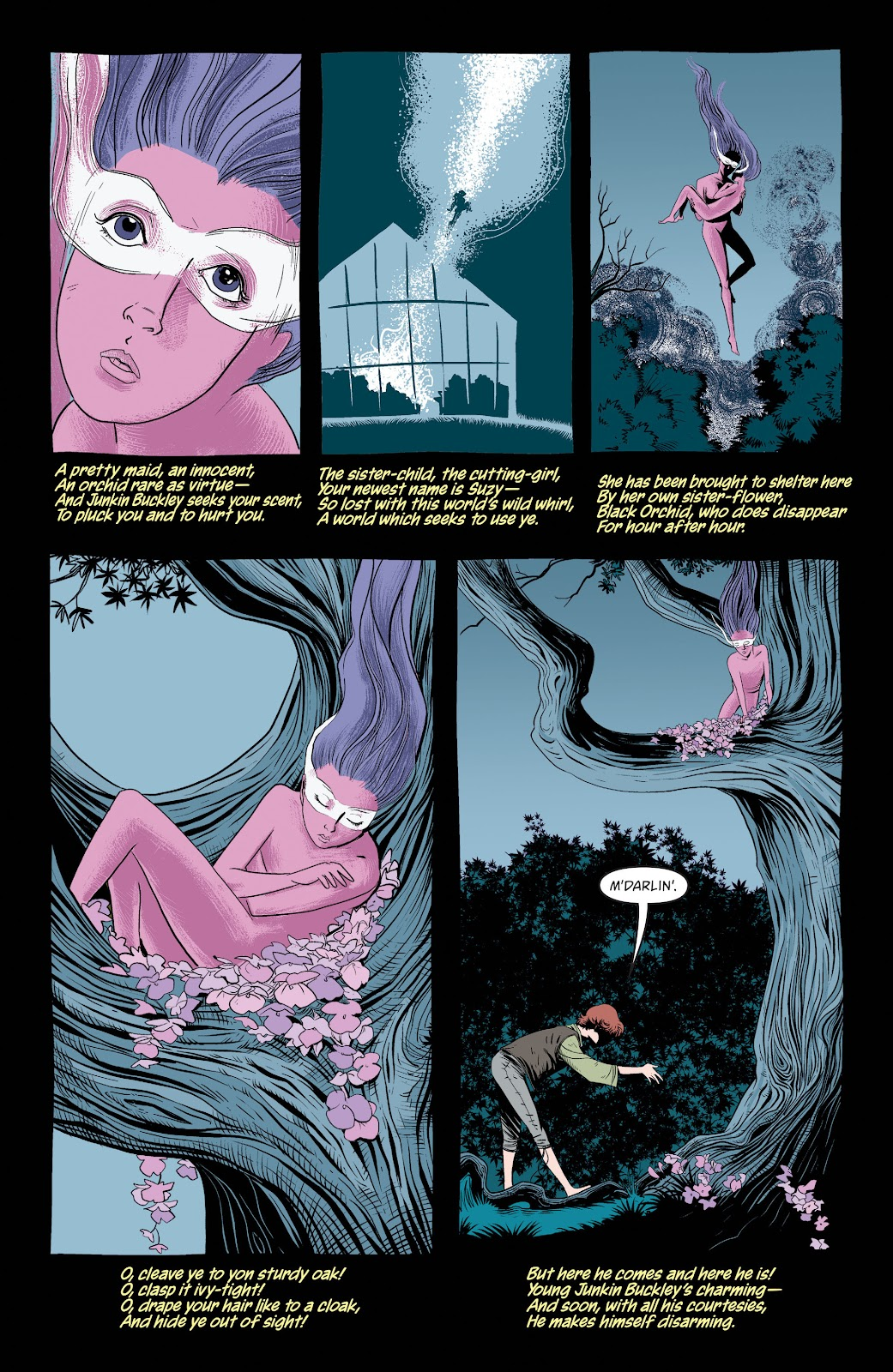 Read online The Children's Crusade comic -  Issue # _TPB (Part 1) - 73