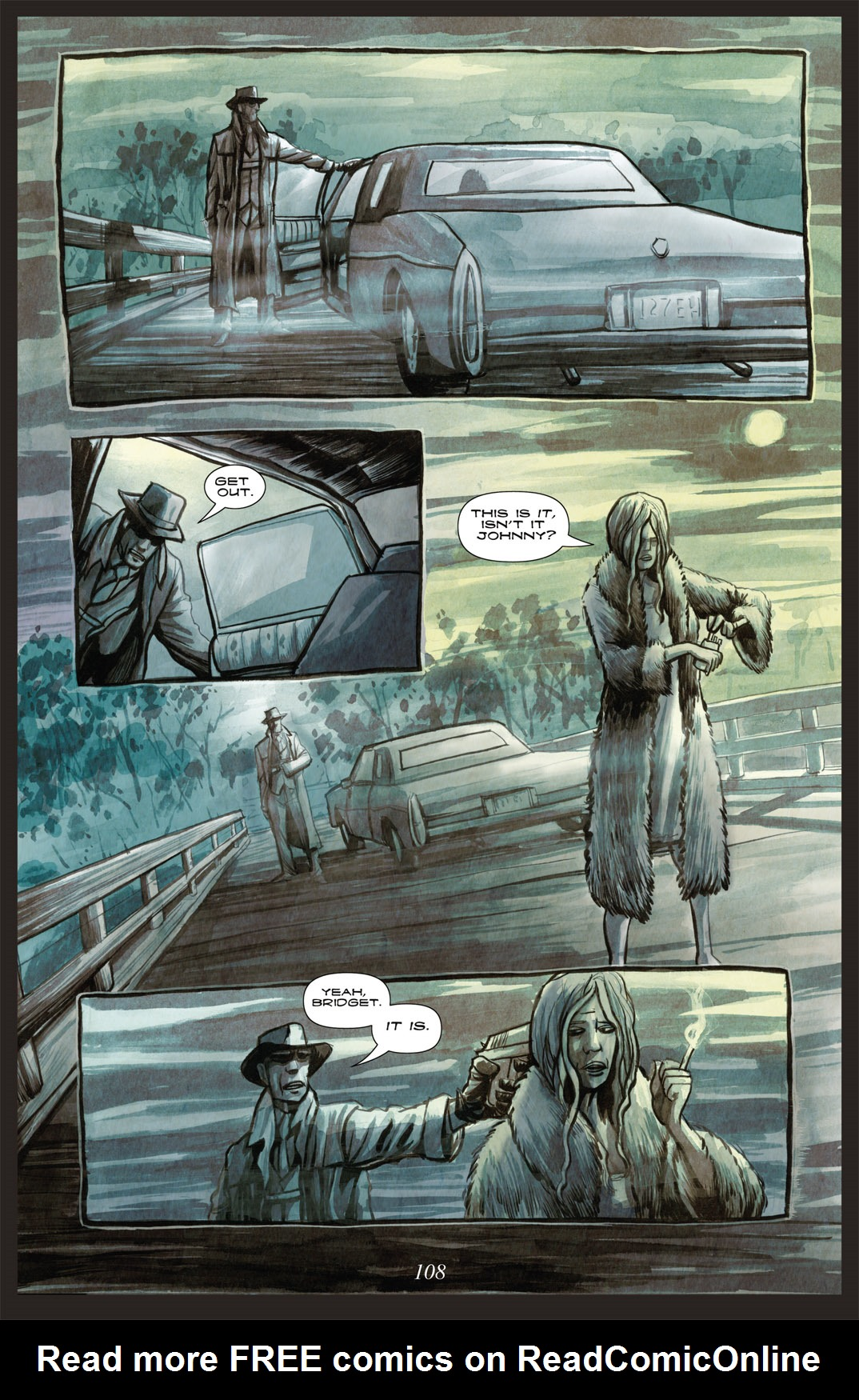 Read online Nightmare World comic -  Issue # Vol. 2 Leave the Light On - 109