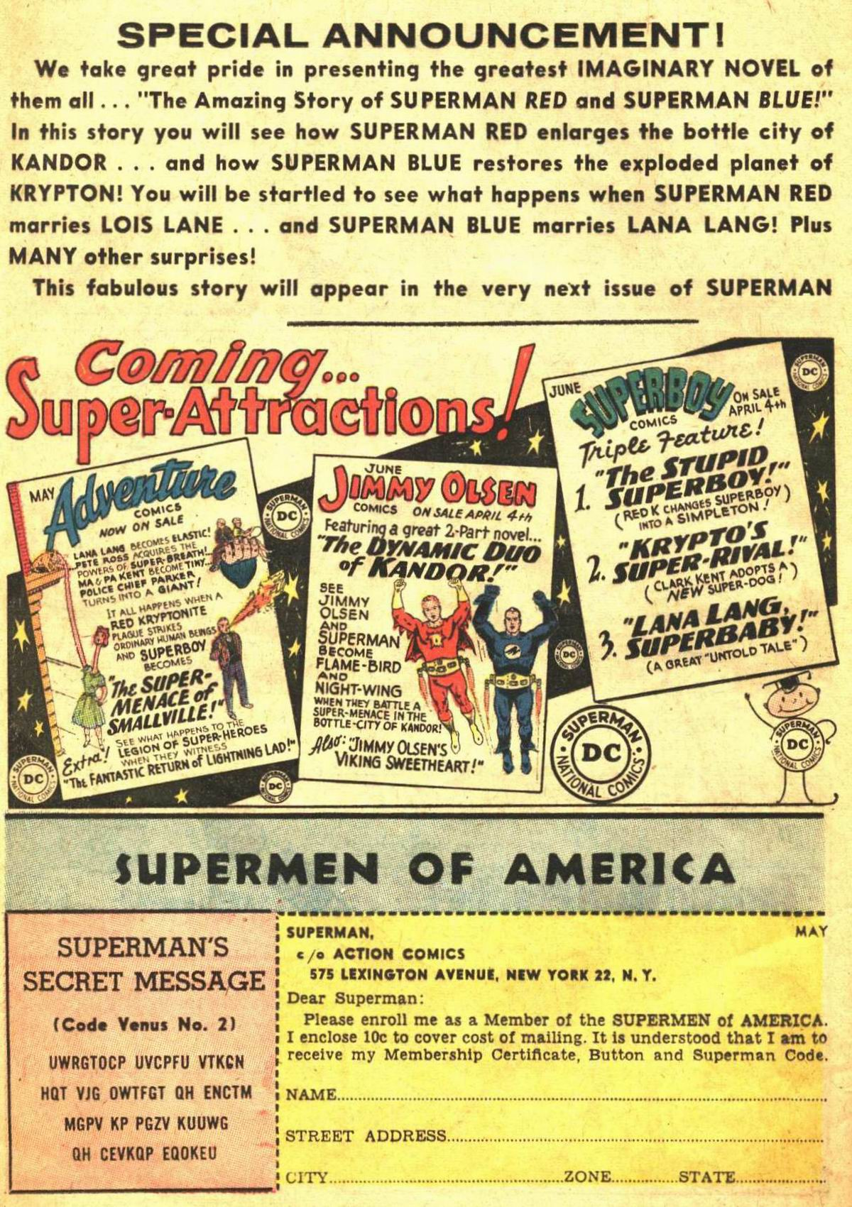Read online Action Comics (1938) comic -  Issue #300 - 32
