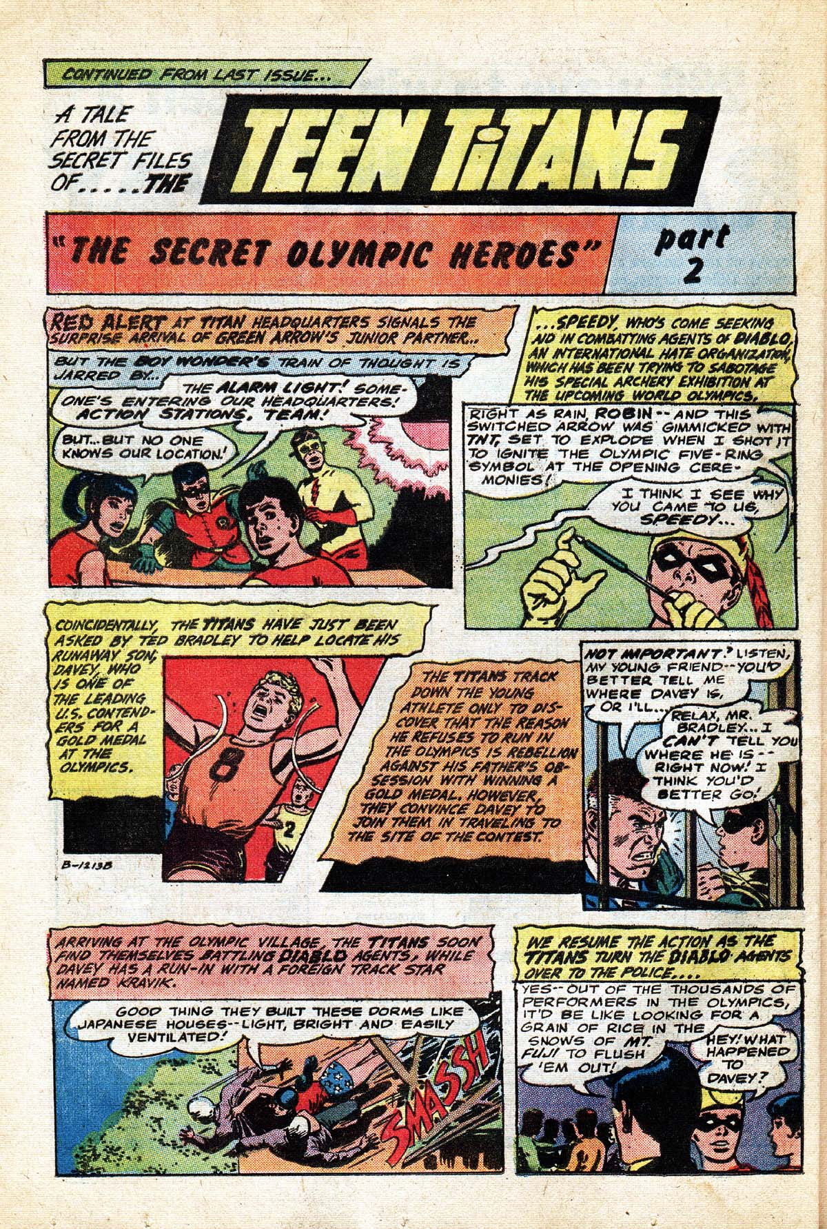 Read online Action Comics (1938) comic -  Issue #410 - 34