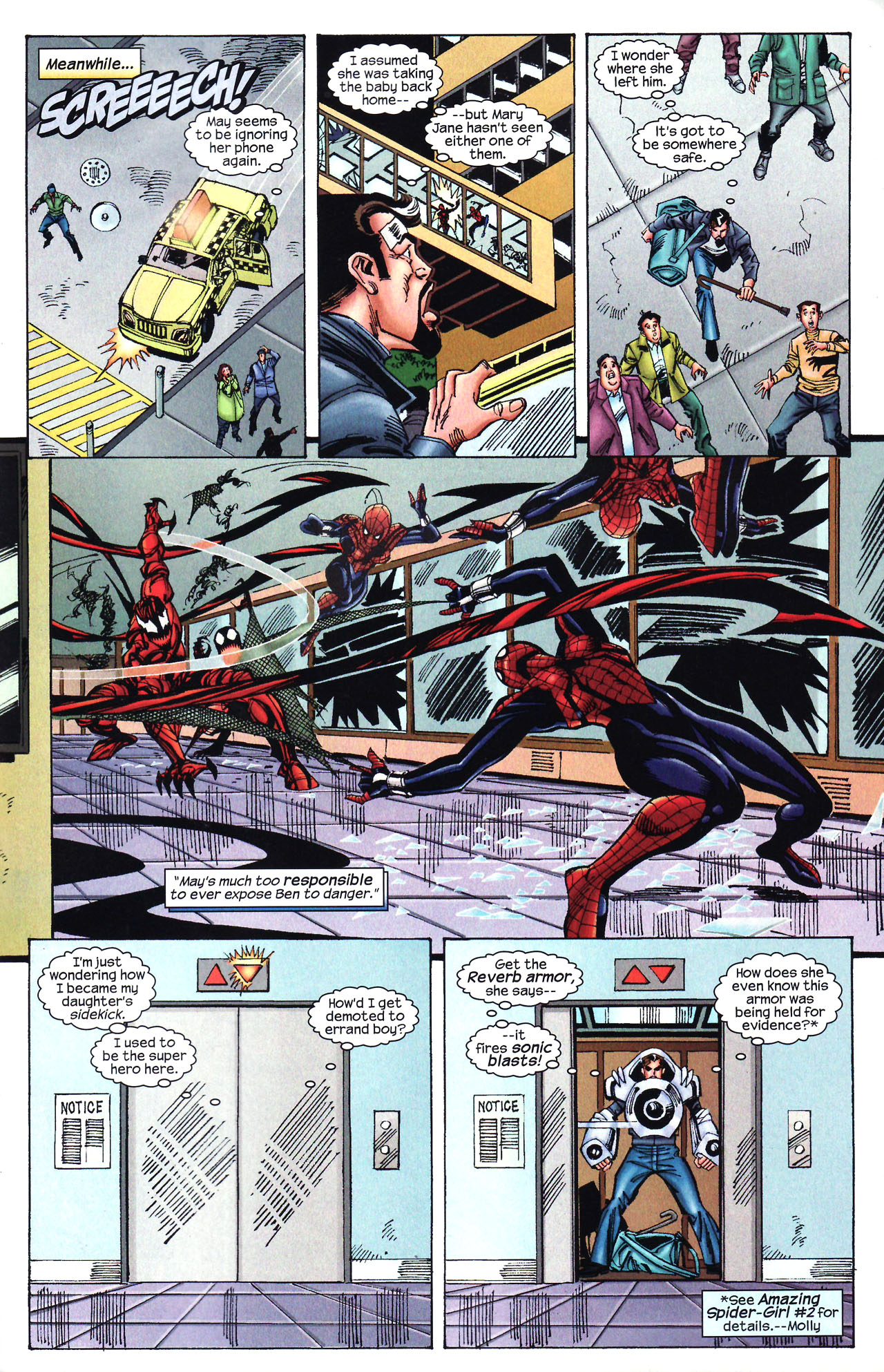 Read online Amazing Spider-Girl comic -  Issue #12 - 17