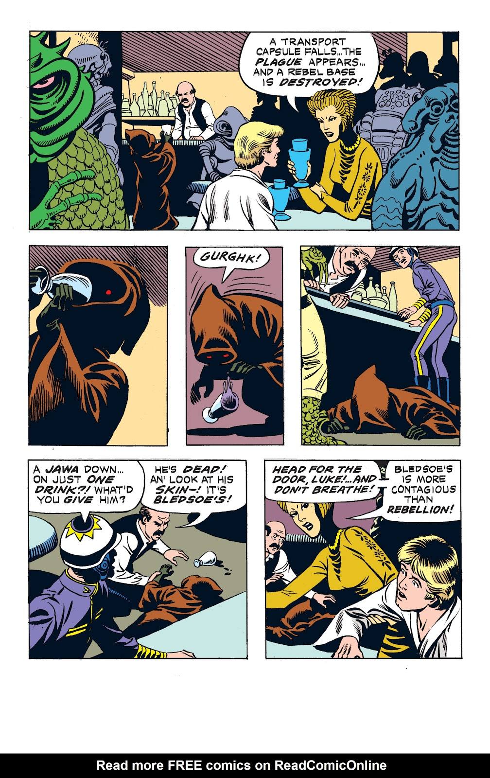Read online Star Wars Legends: The Newspaper Strips - Epic Collection comic -  Issue # TPB (Part 2) - 31