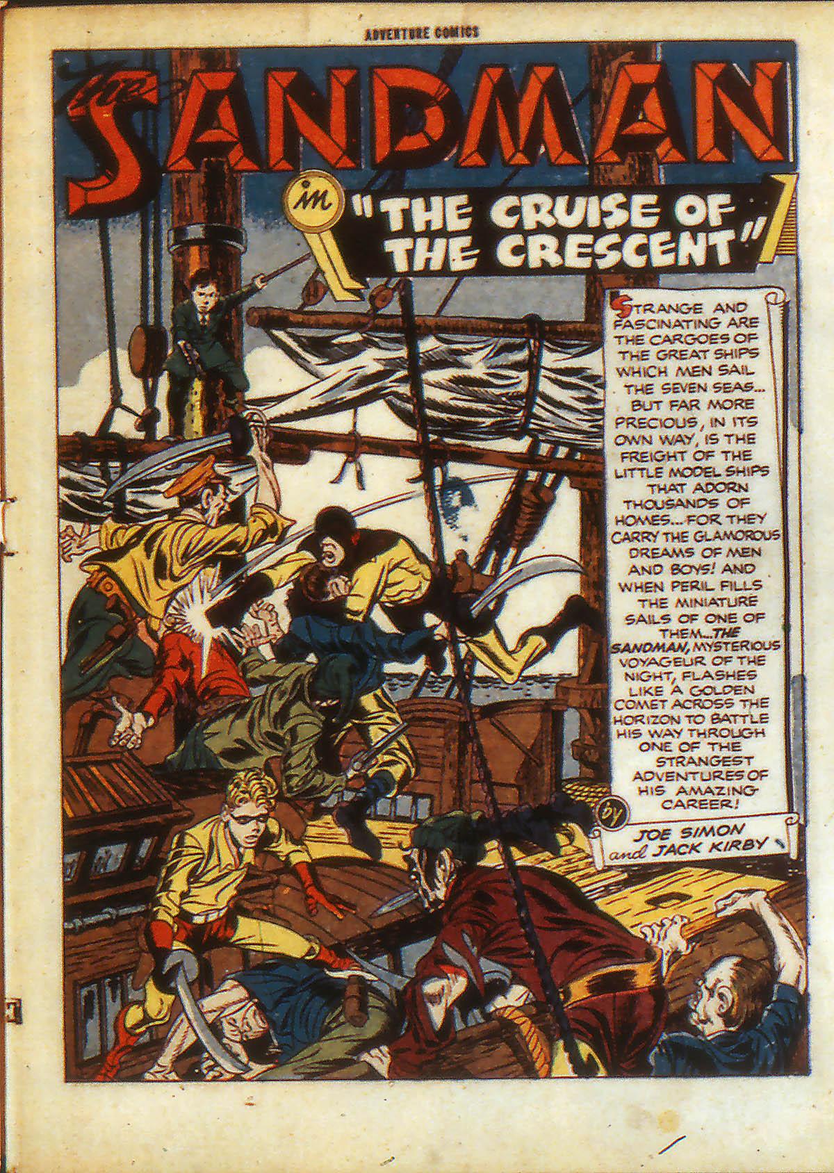 Read online Adventure Comics (1938) comic -  Issue #88 - 3