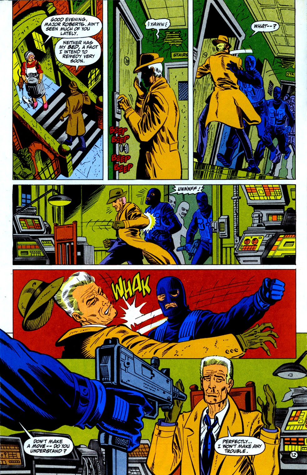 Doc Savage (1988) issue 11 - Page 14